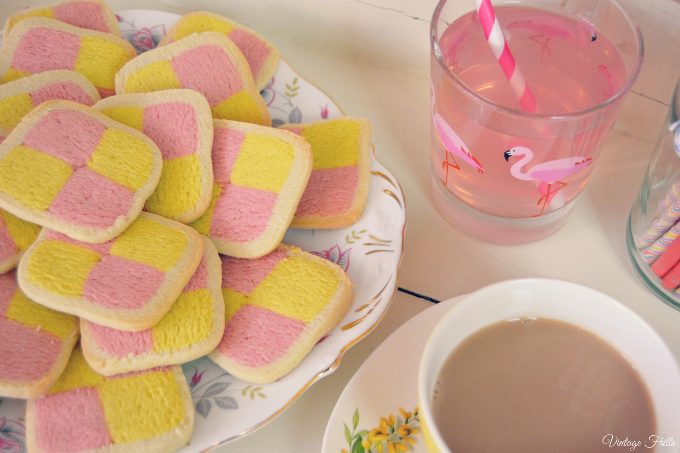 Delicious Battenberg Biscuit Recipe