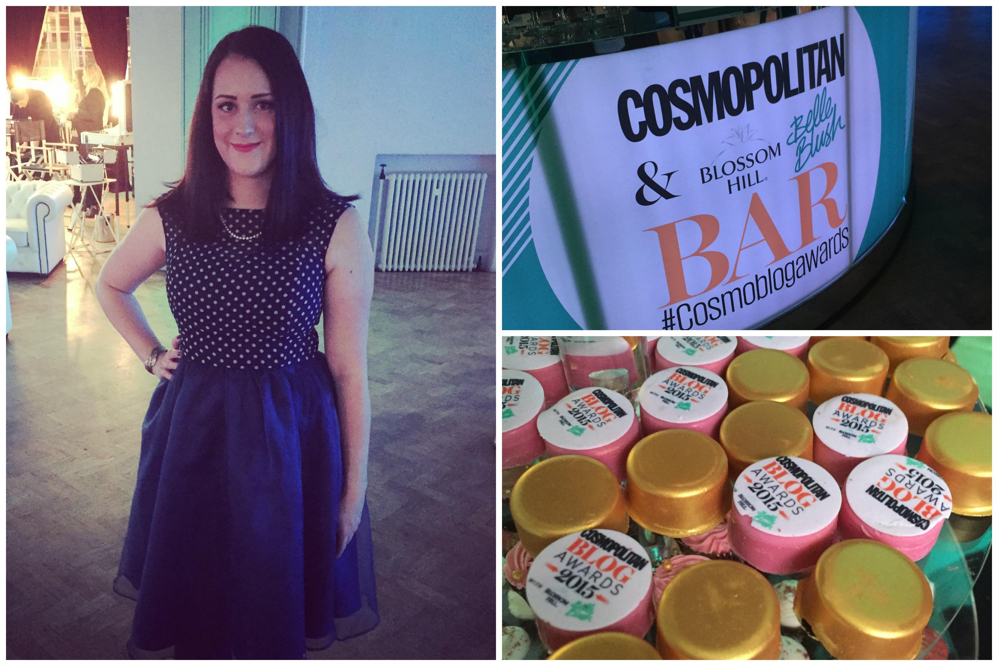I Won A Cosmo Blog Award!!!!