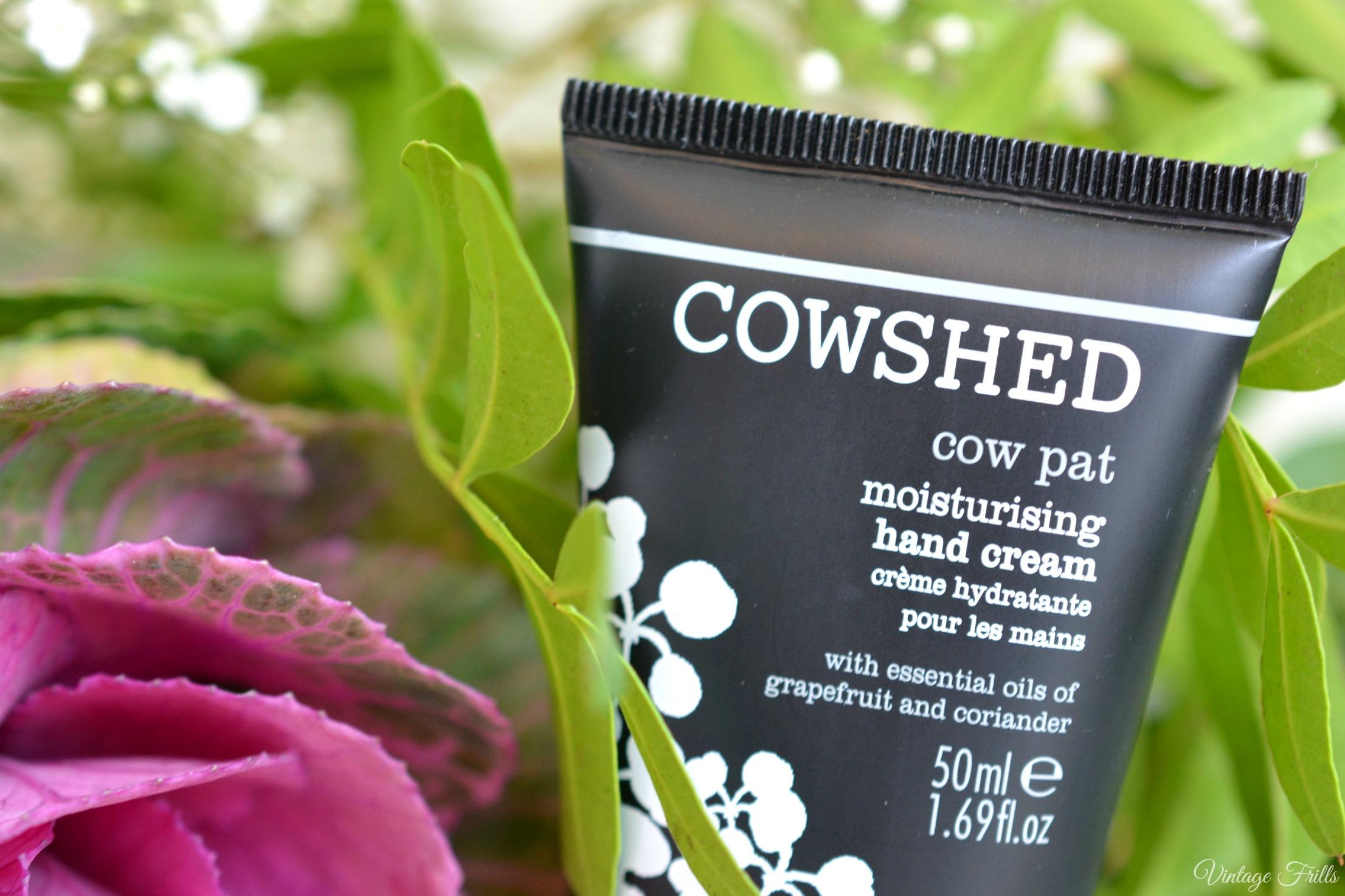 November Birchbox Cowshed