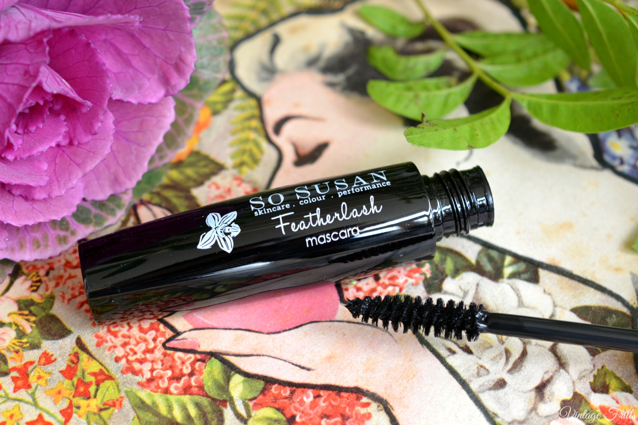 November Birchbox So Susan Featherlash Mascara Review