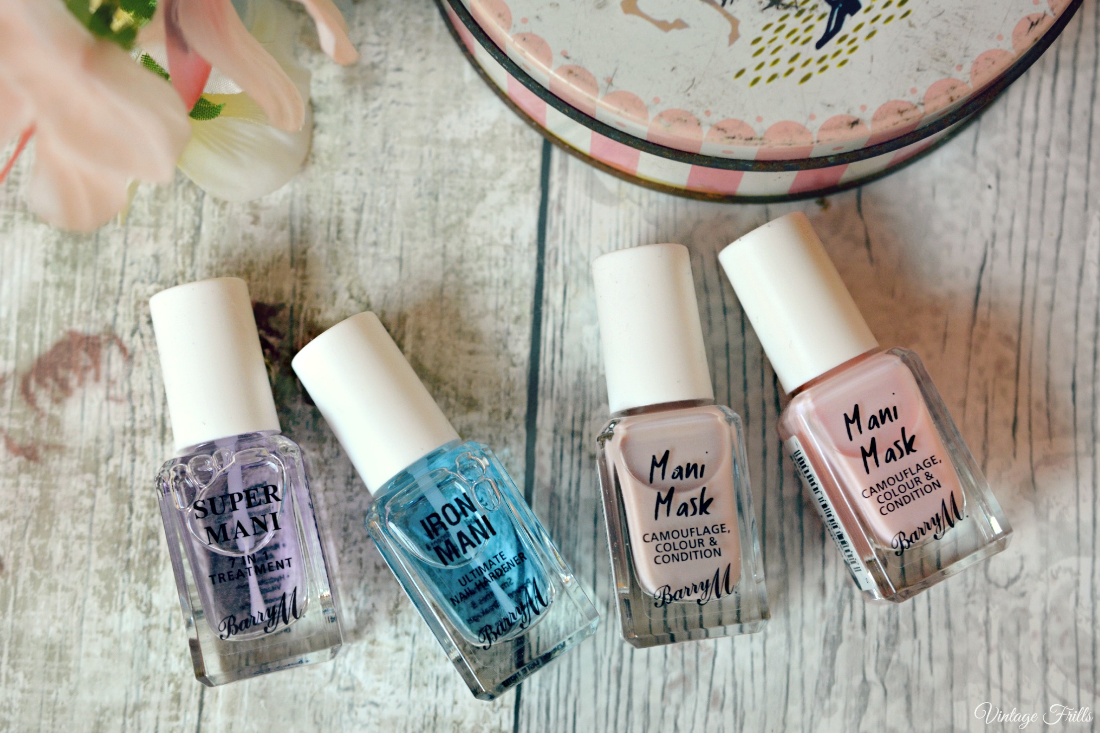 Barry M Nail Care Treatment Review