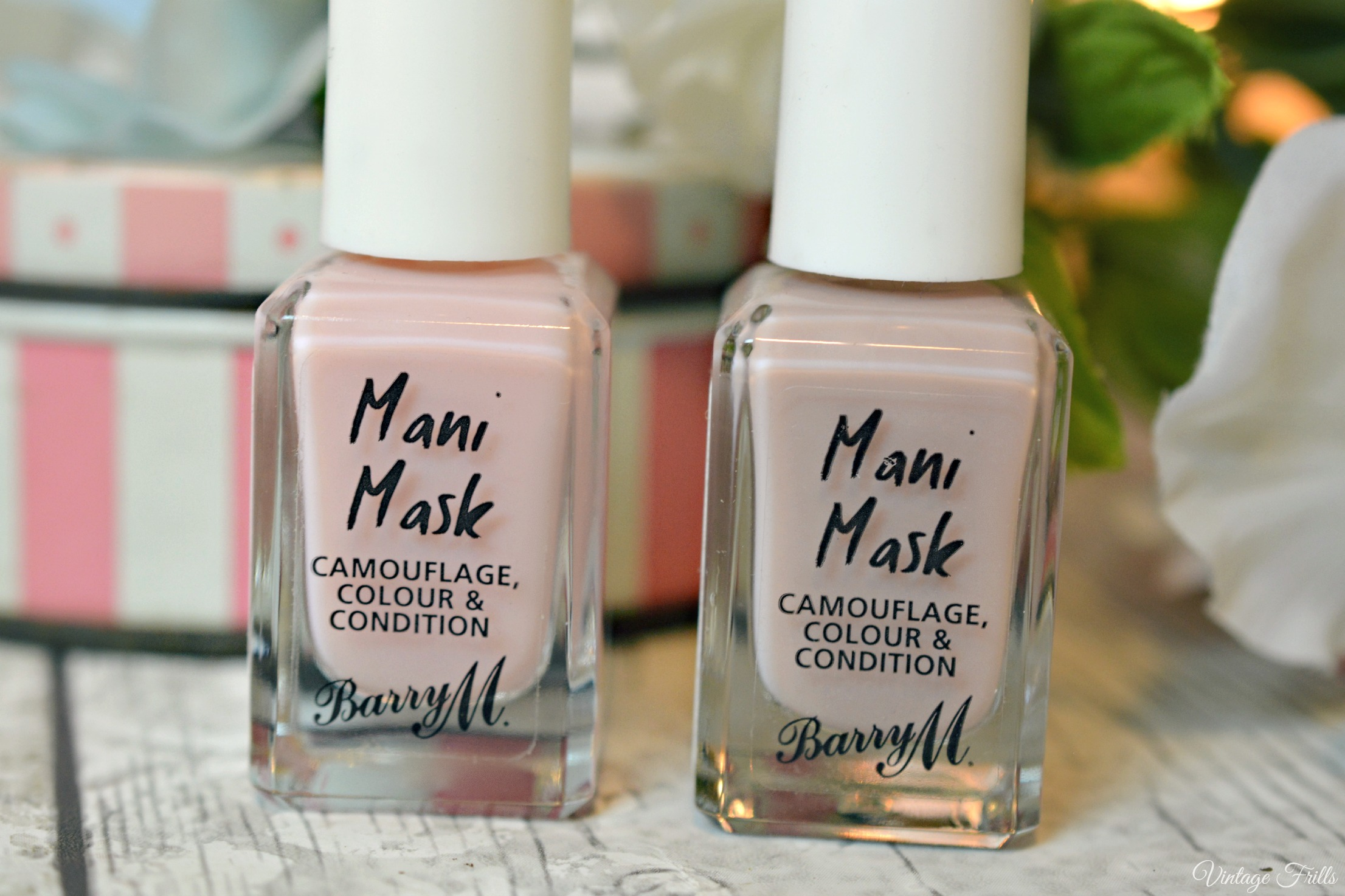Barry M Nail Treatments Mani Mask