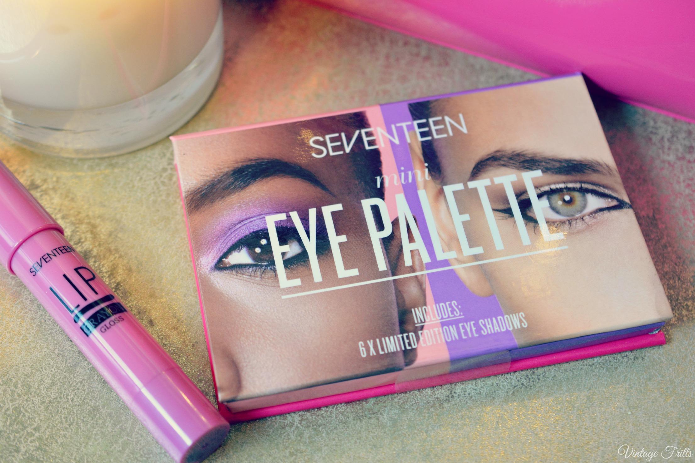 Boot Seventeen Make-up Gift Set