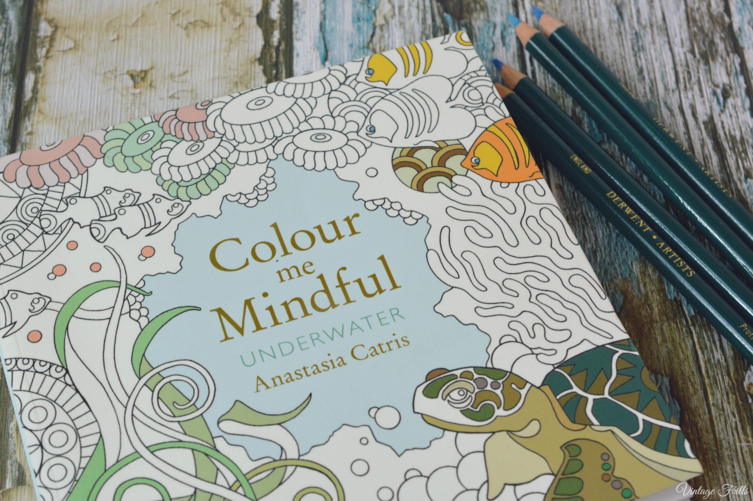 Colour Me Mindful Underwater