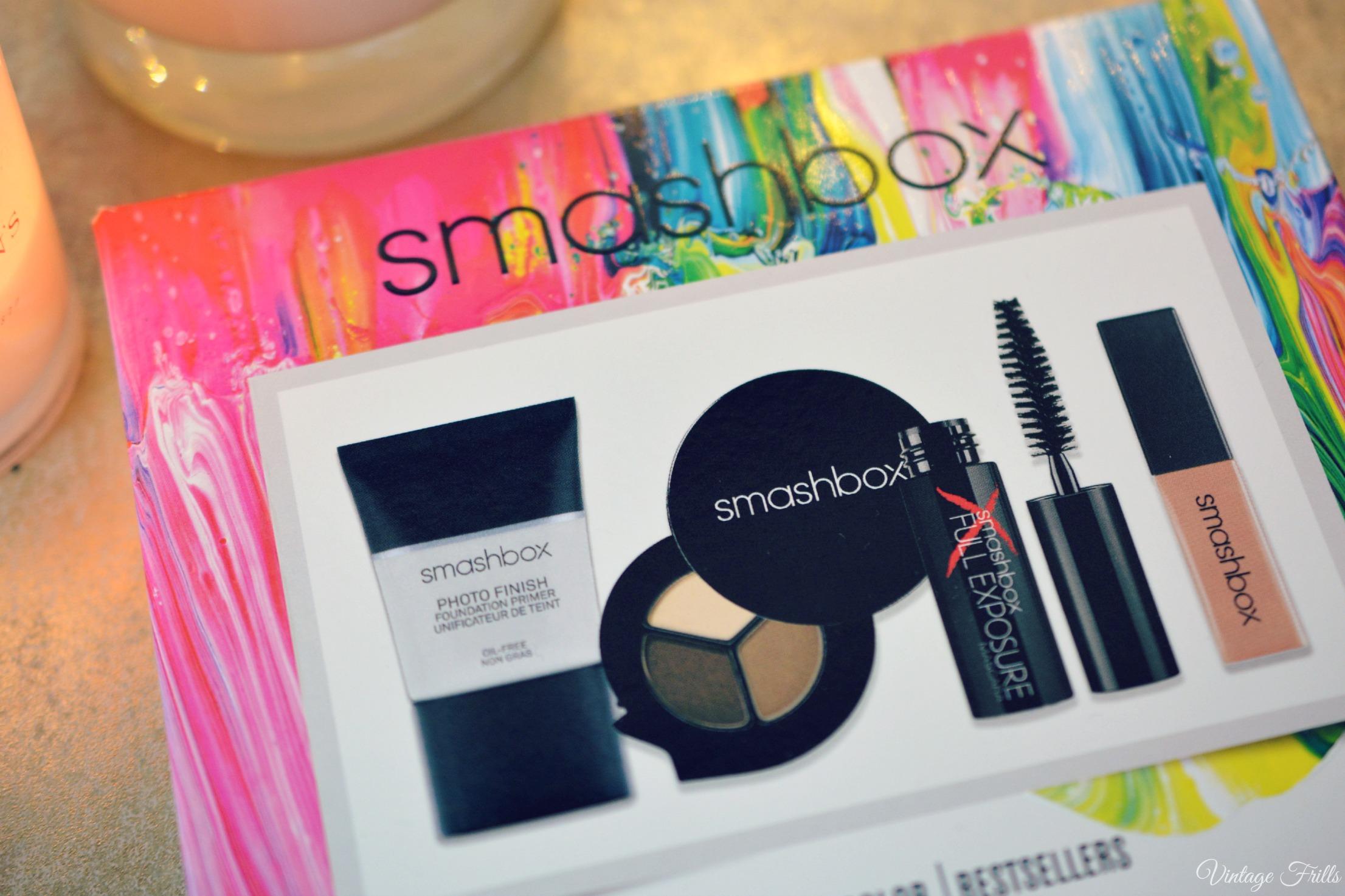 Smashbox Christmas Gift Set