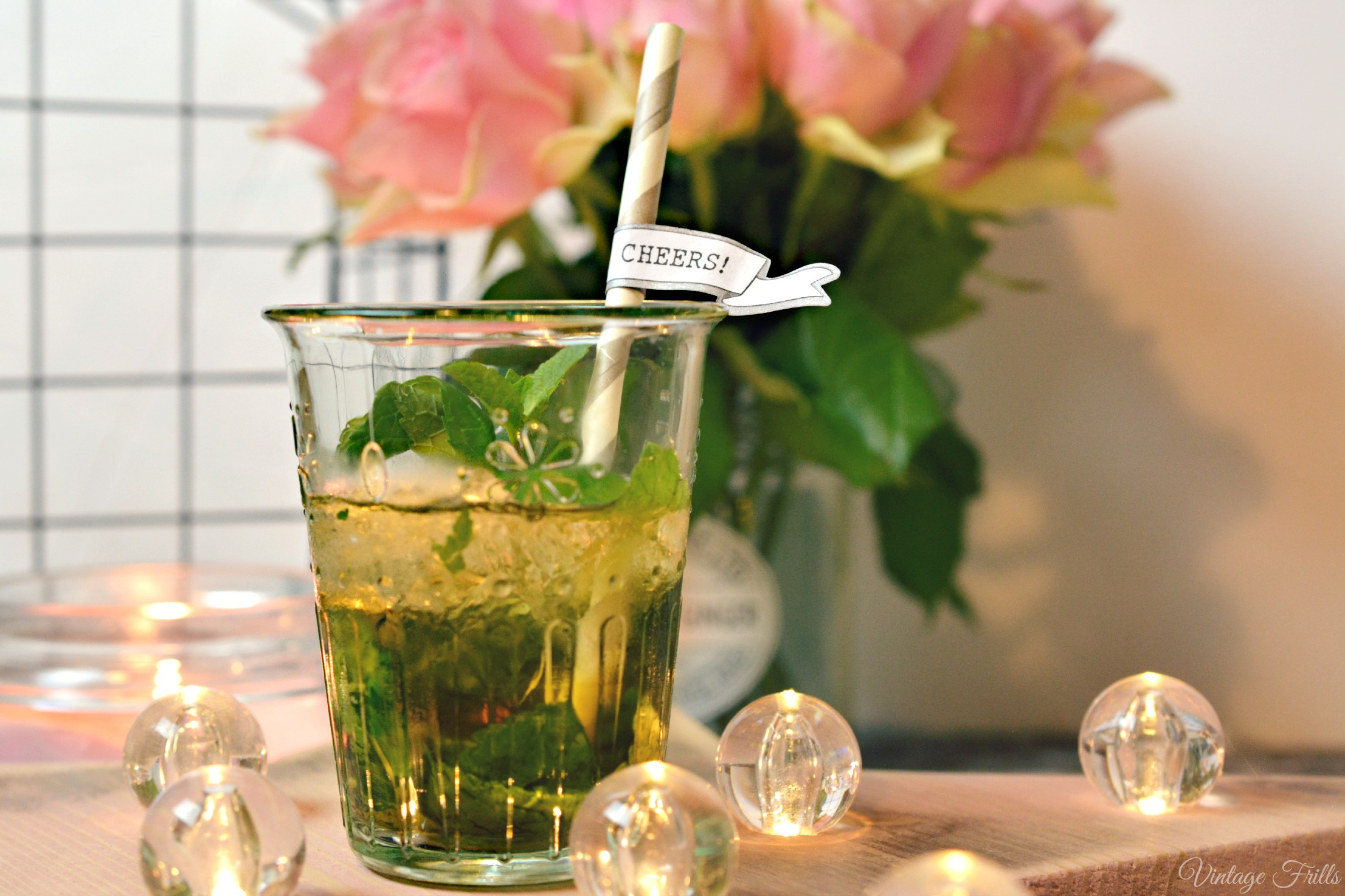 Taste Cocktails Mint Julep