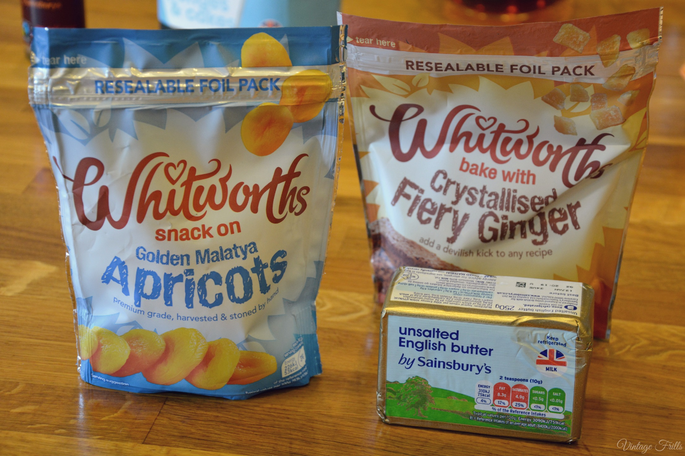 Whitworths Baking Ingredients