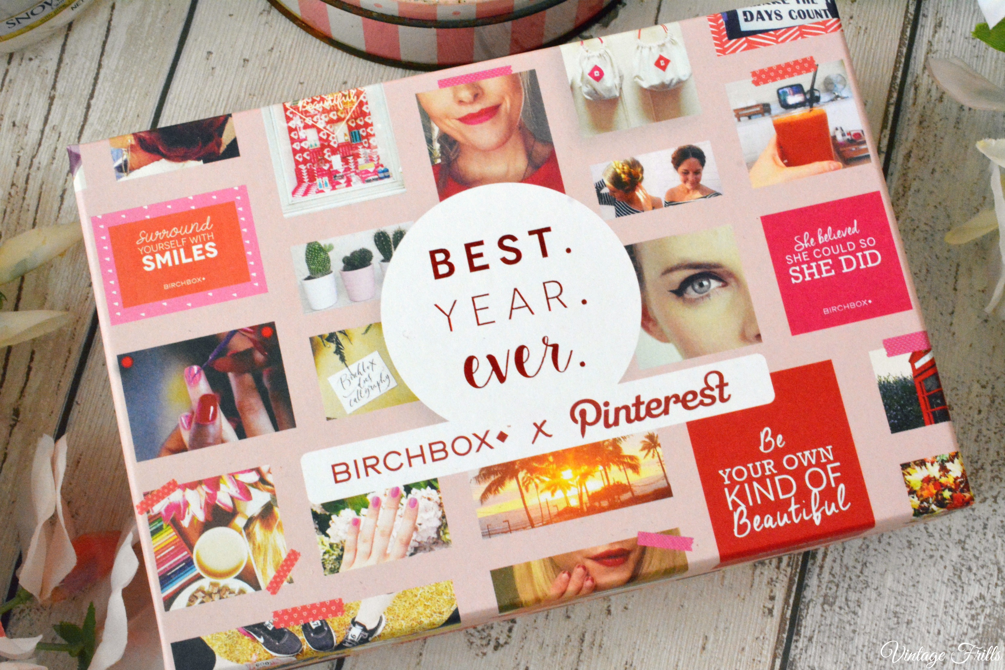 Birchbox Pinterest Collaboration