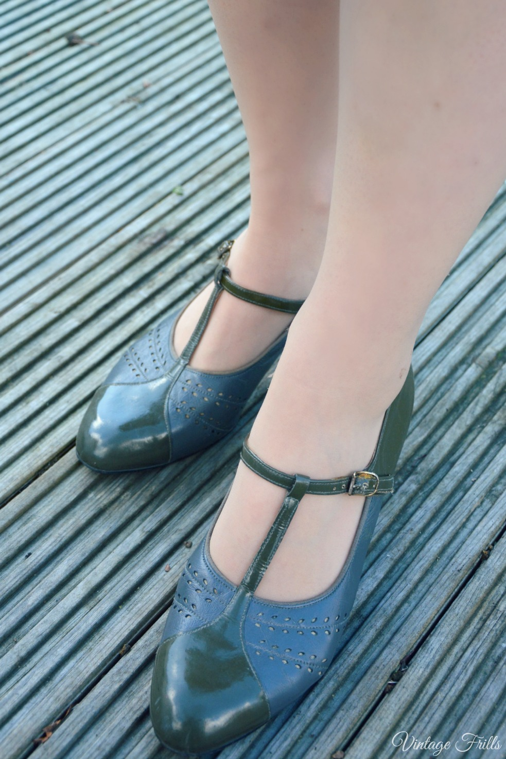 1960s Shoes OOTD