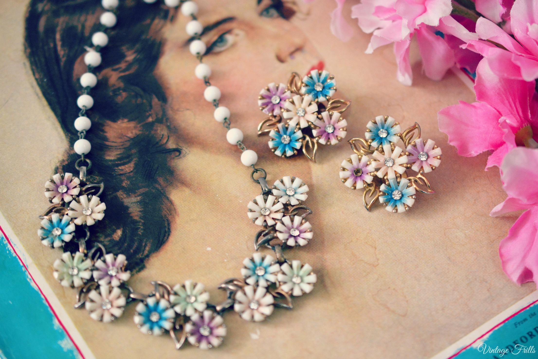 American Flower jewellery