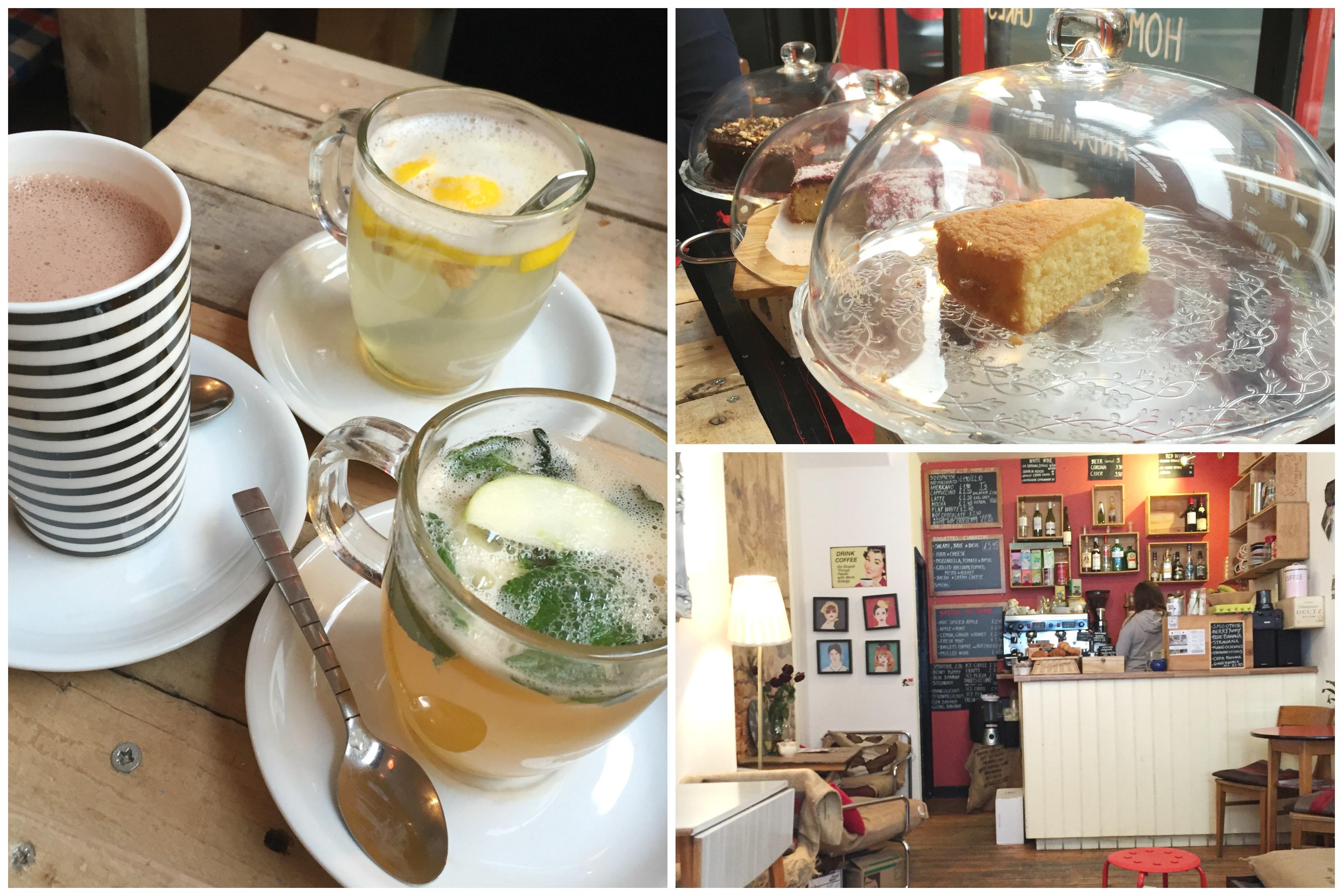 The Vintage Cafe