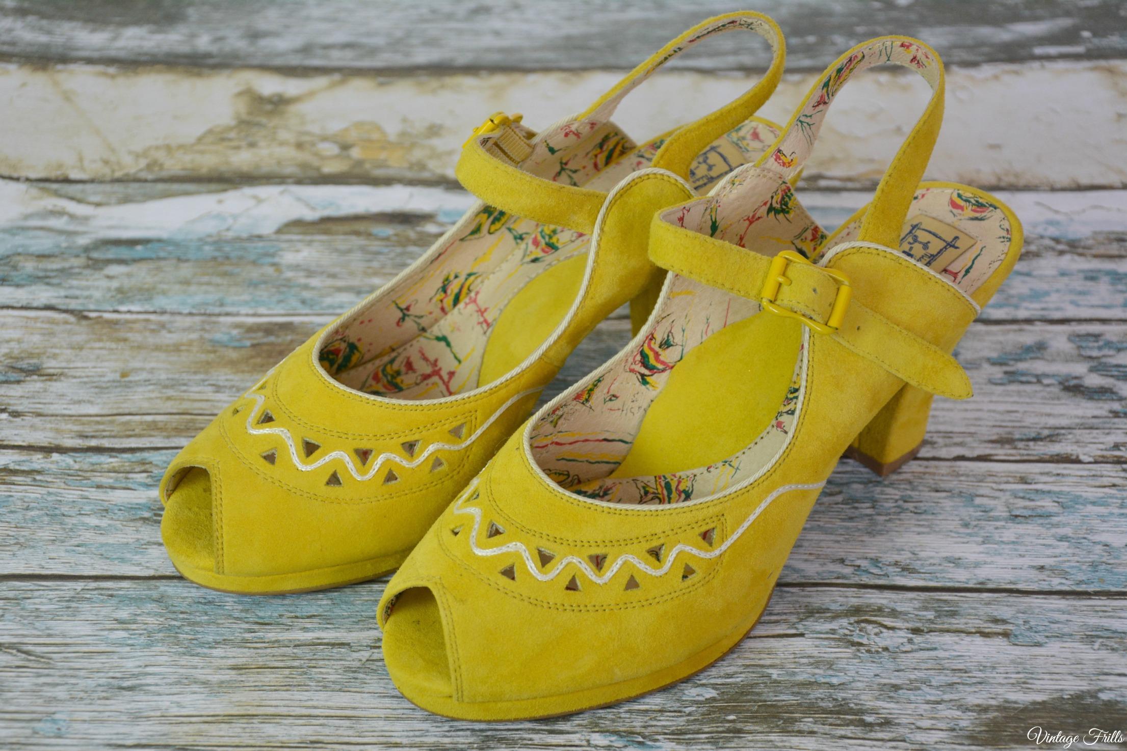 Miss L Fire Shoes
