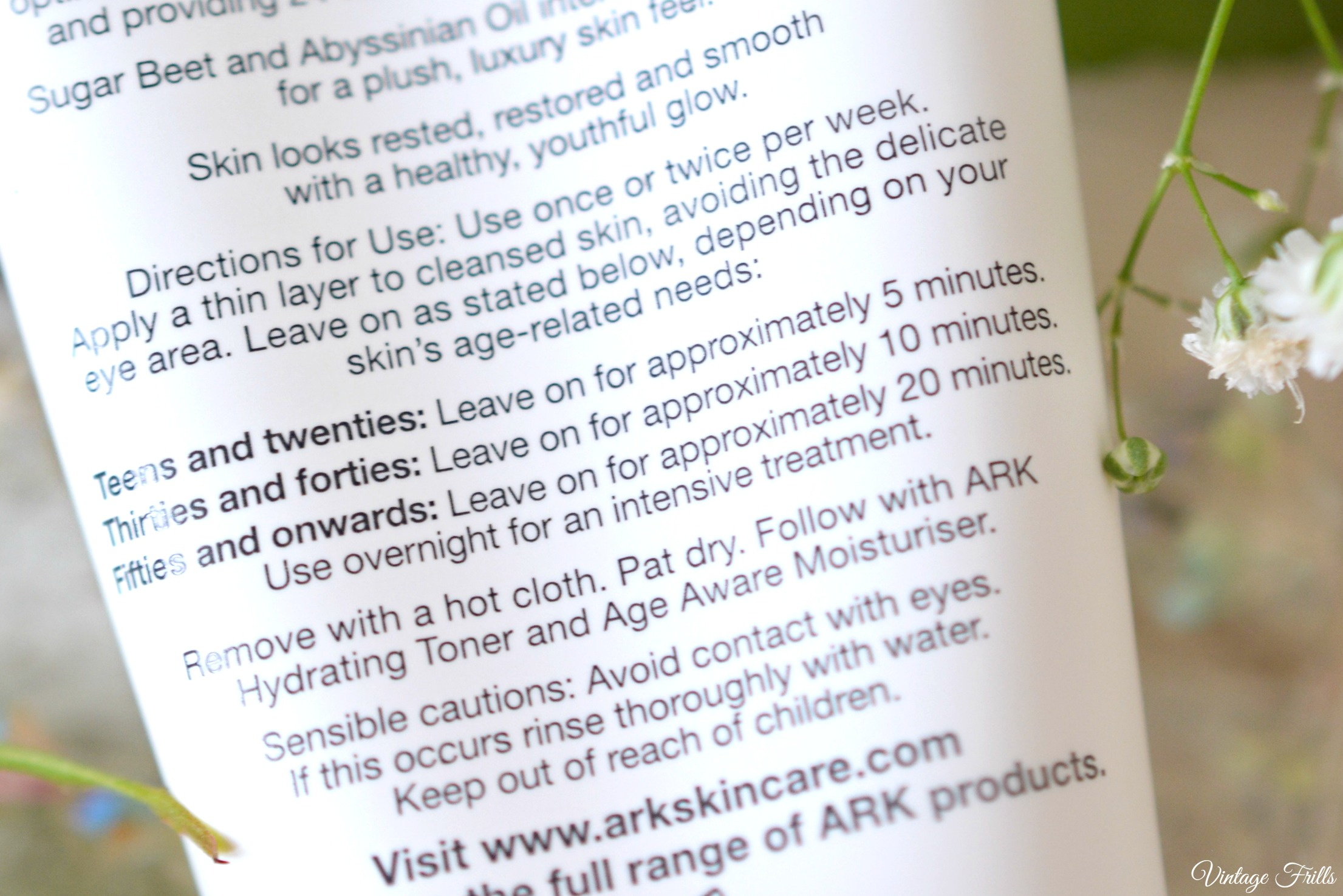 ARK Age Aware Skincare Review