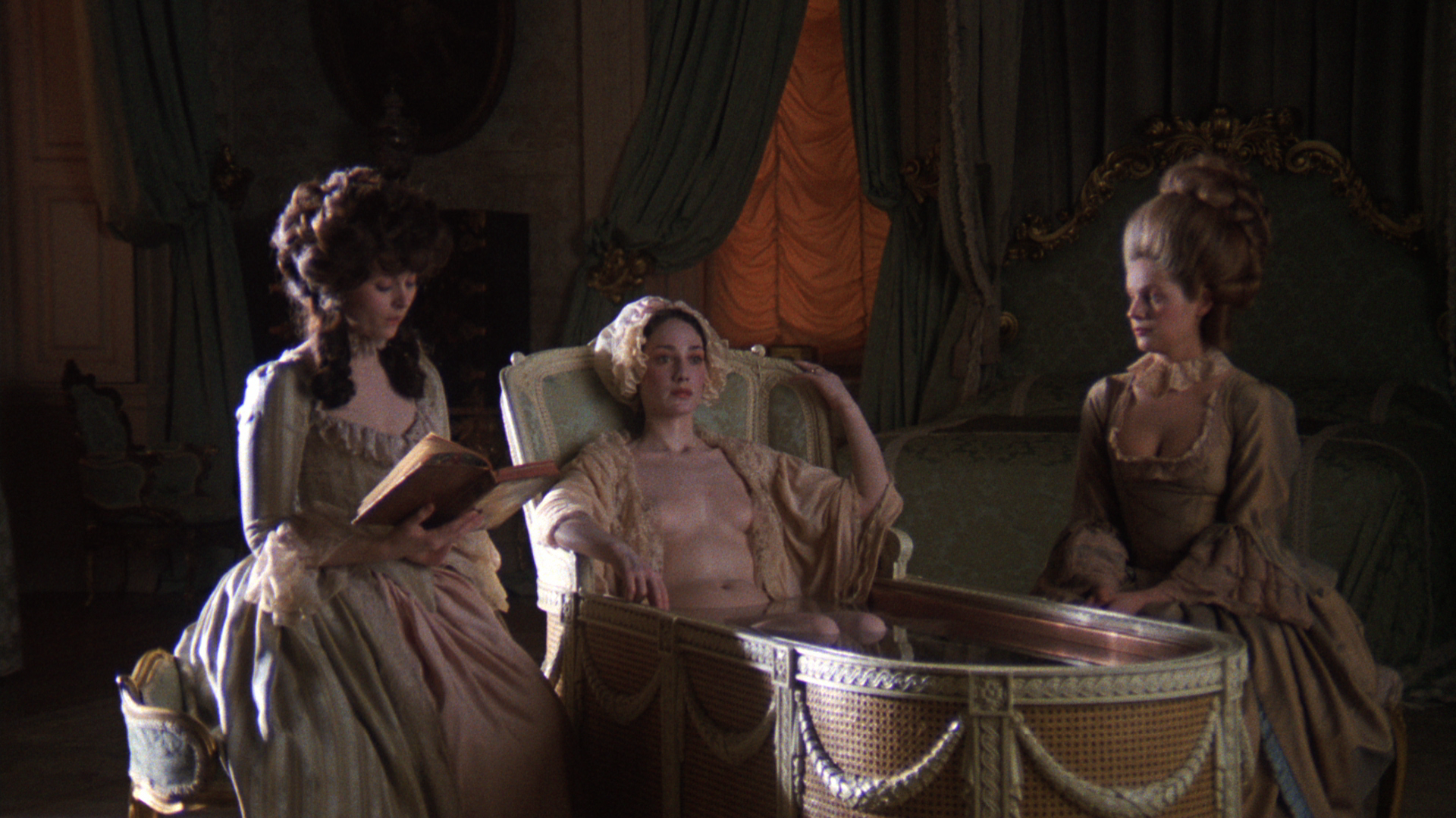 BARRY LYNDON PIC 9 -® 1975 Warner Bros. All Rights Reserved