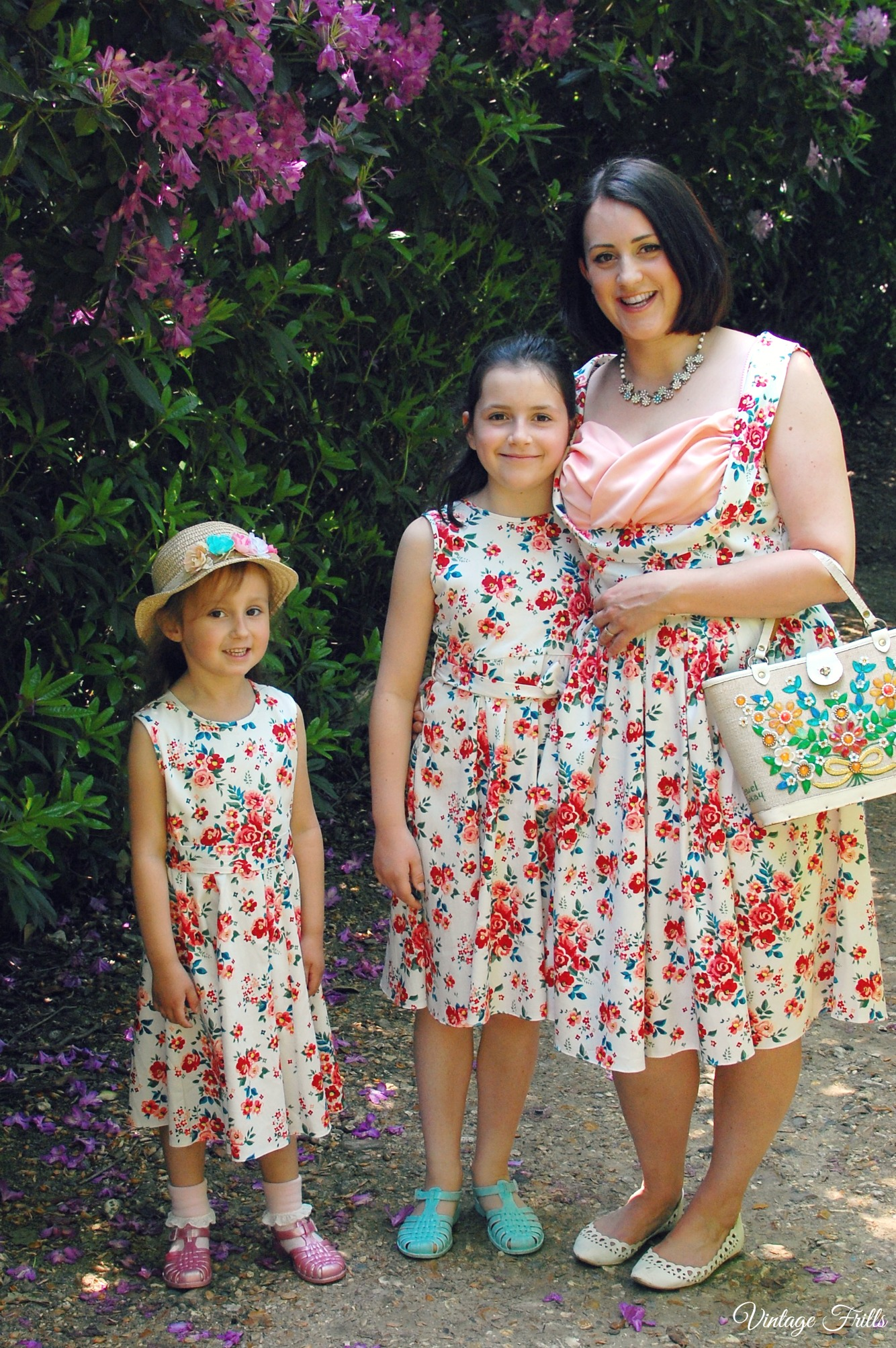 Lady V London White Blossom Kids Dresses Review
