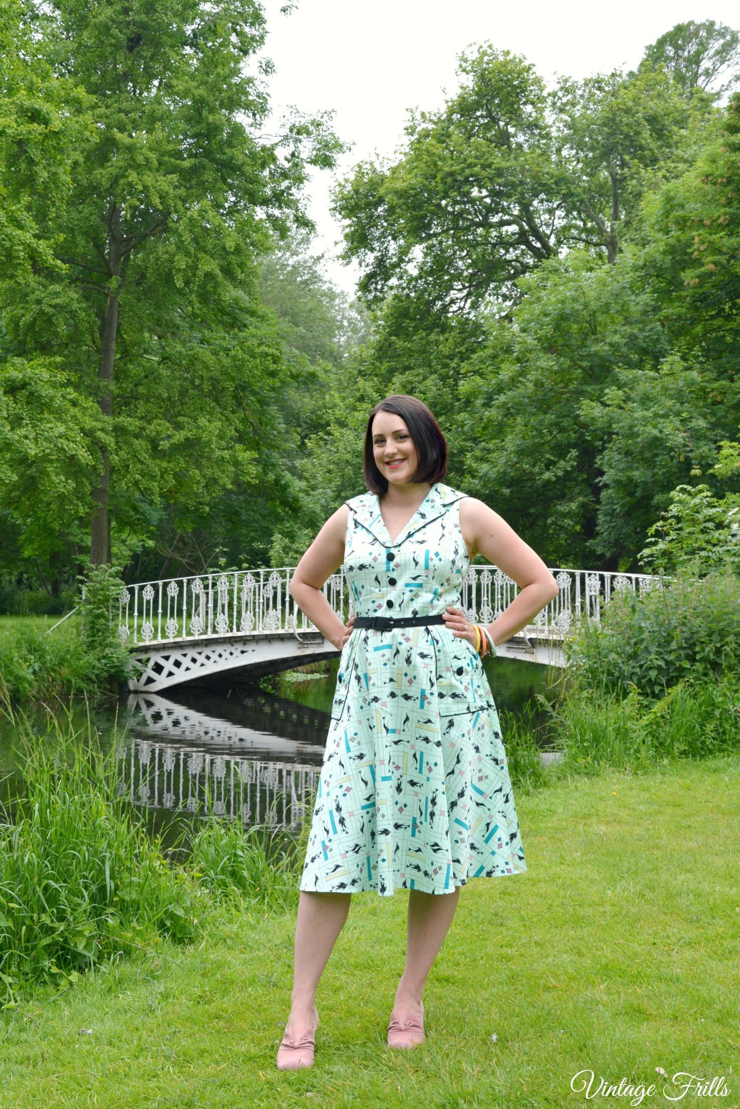Voodoo Vixen Sheila Dress Review