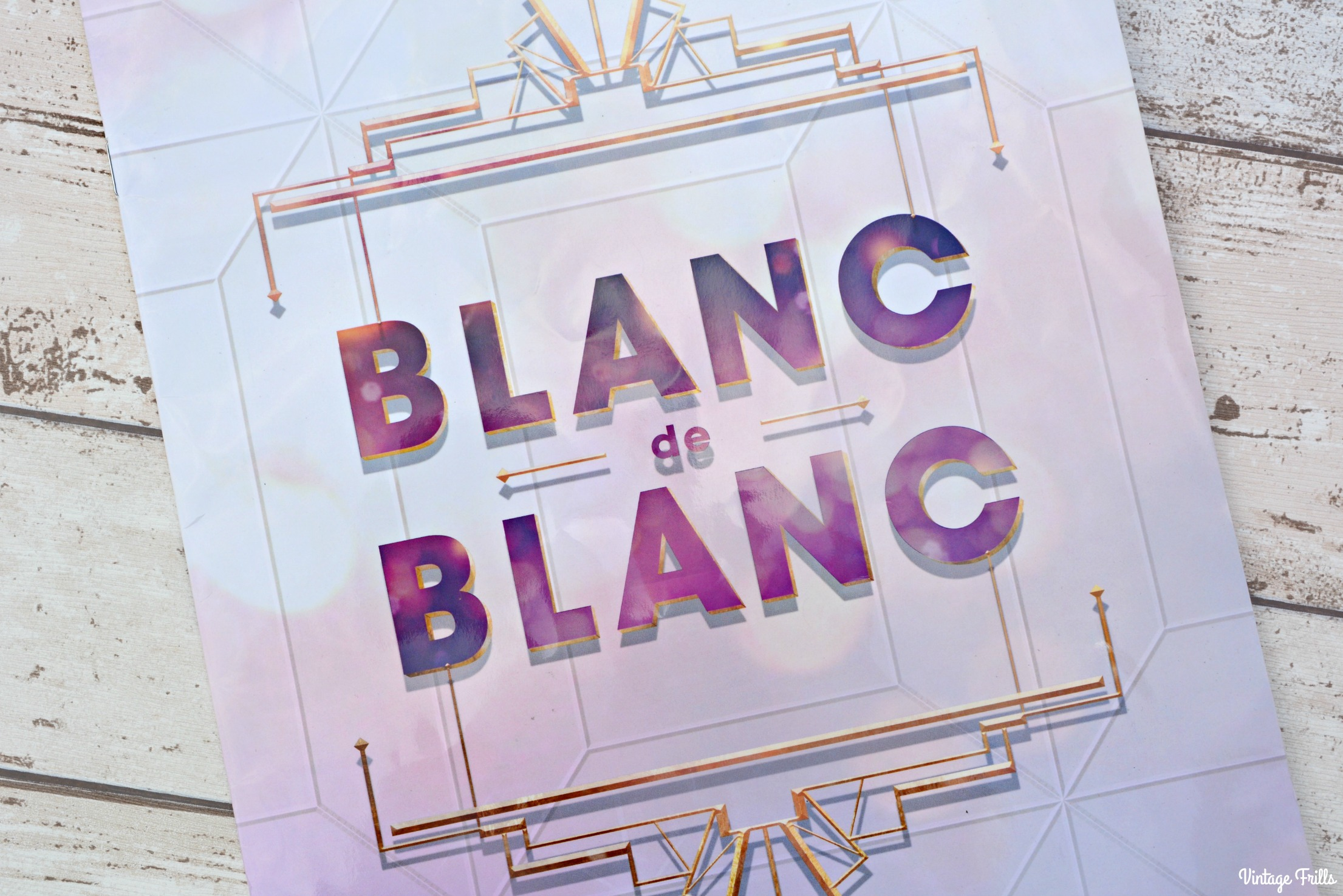 Review – Blanc De Blanc at The Hippodrome Casino