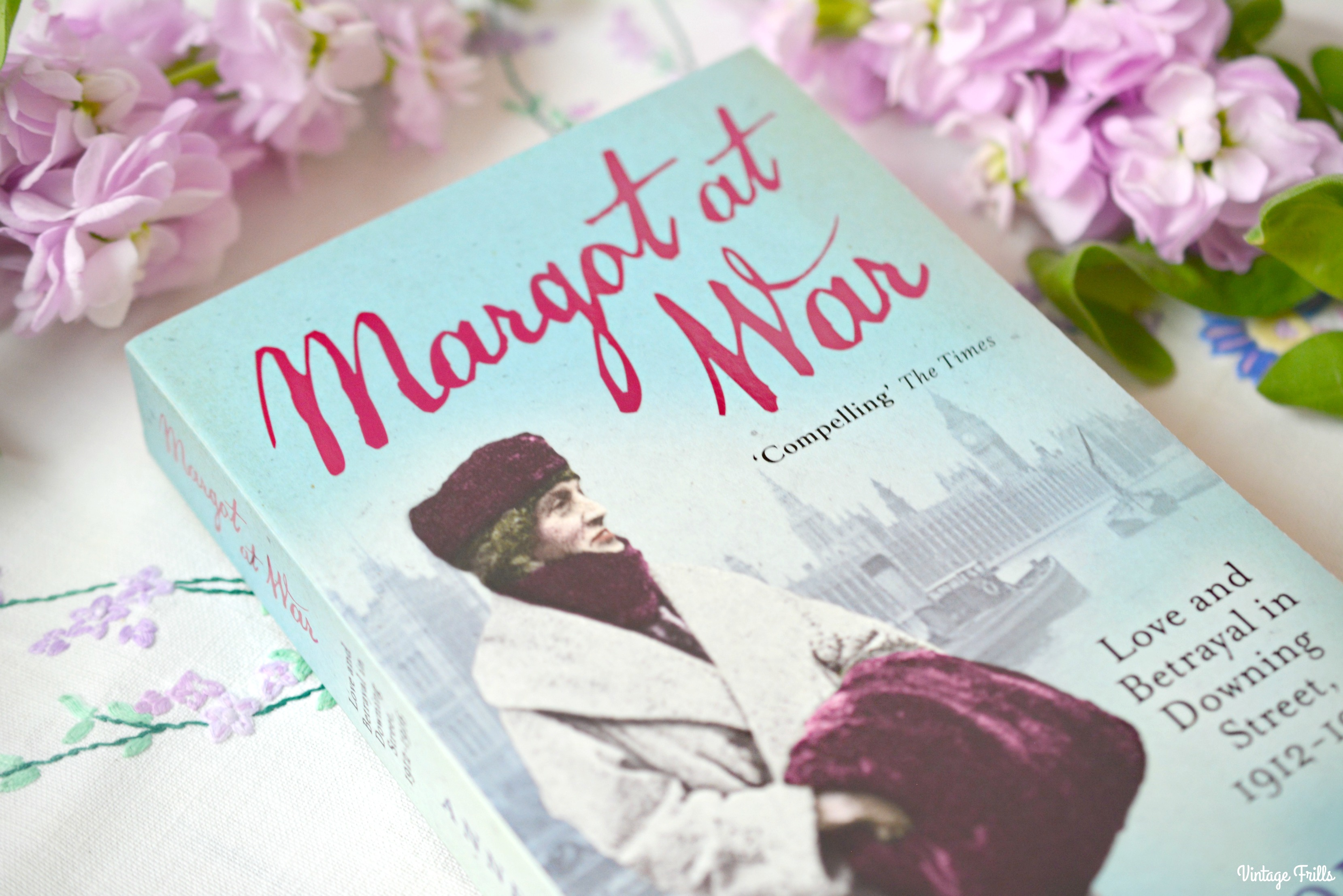 Book Review - Margot at War