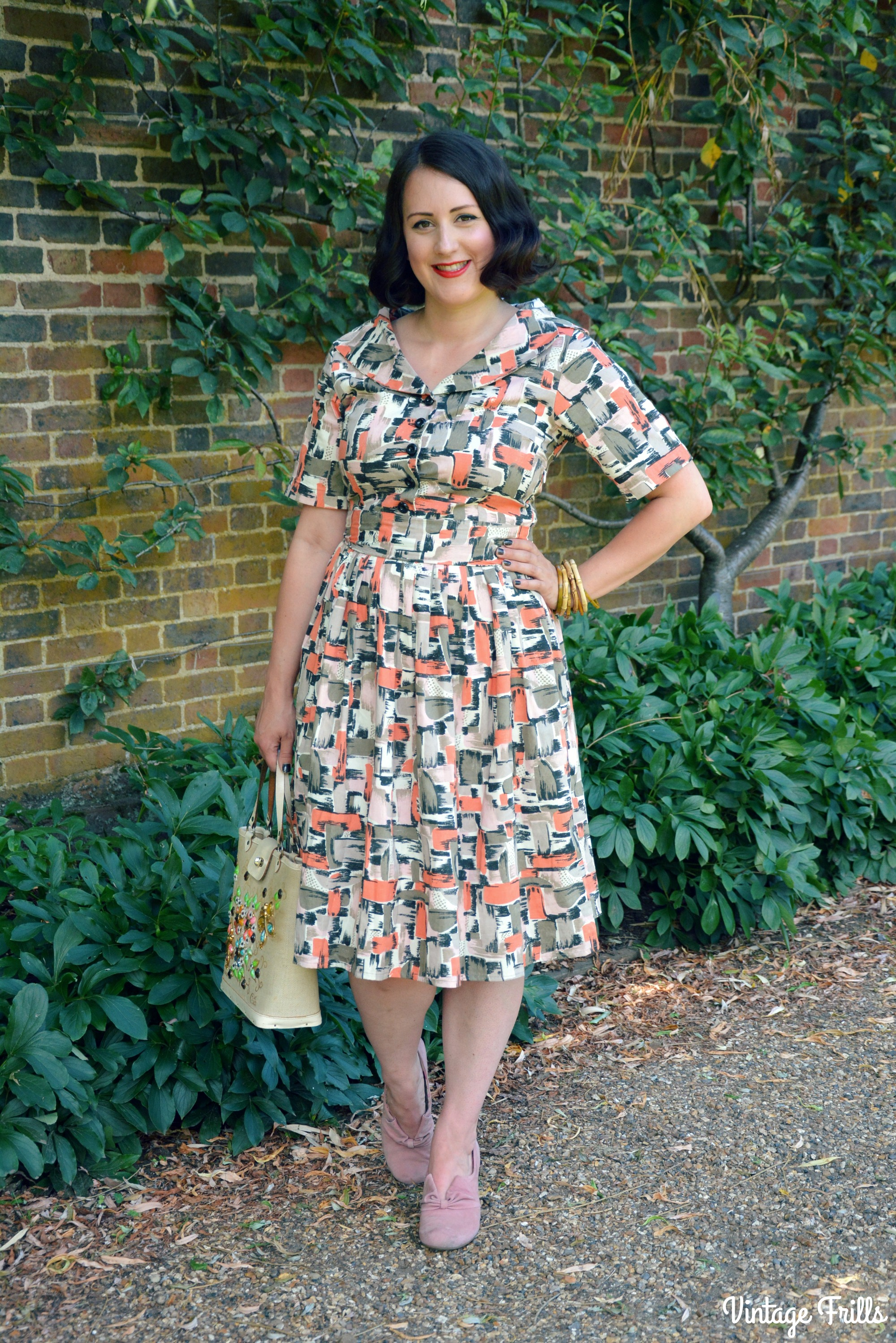 Love Ur Look 1950s Shirt Dress Review
