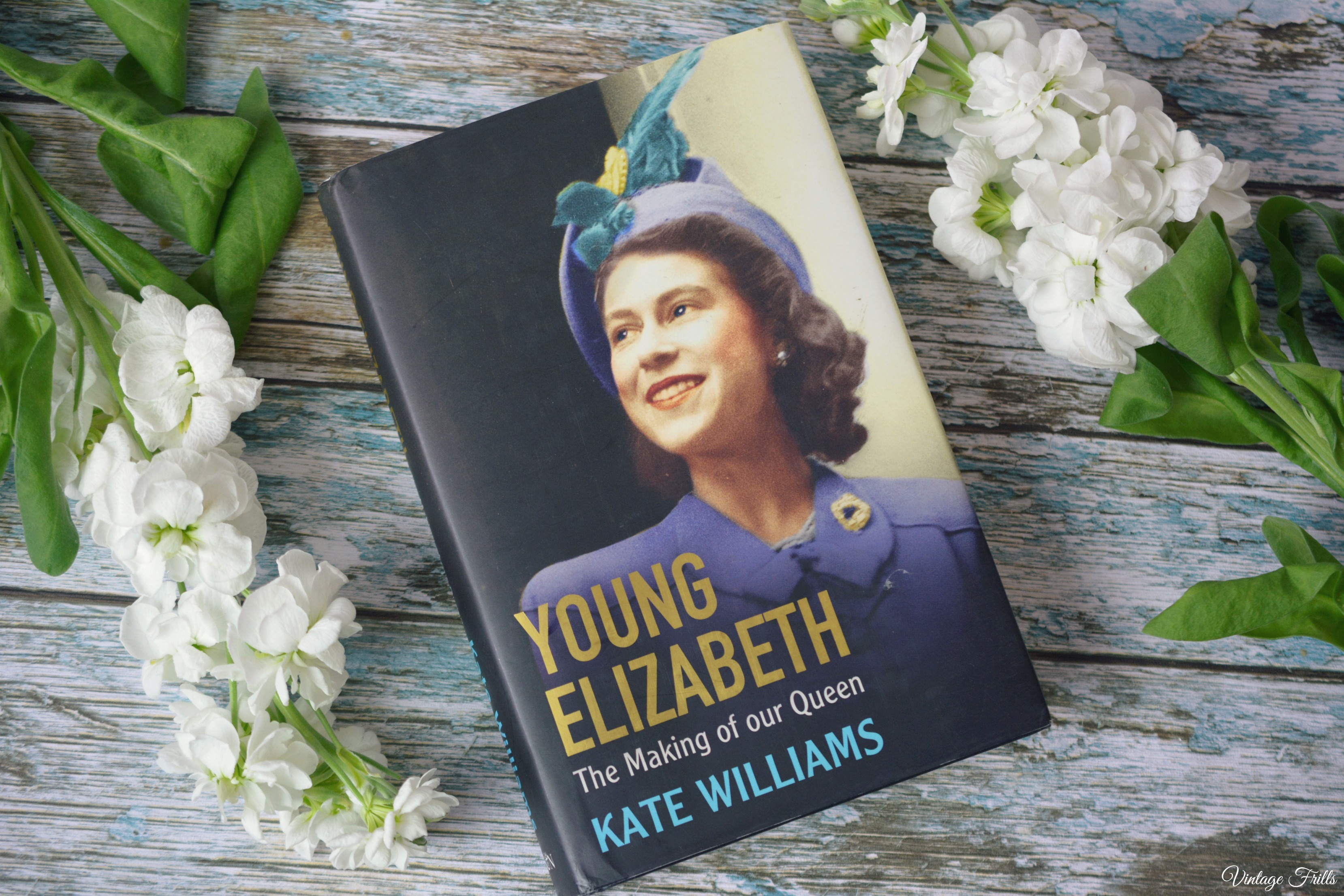 Book Review – Young Elizabeth by Kate Williams