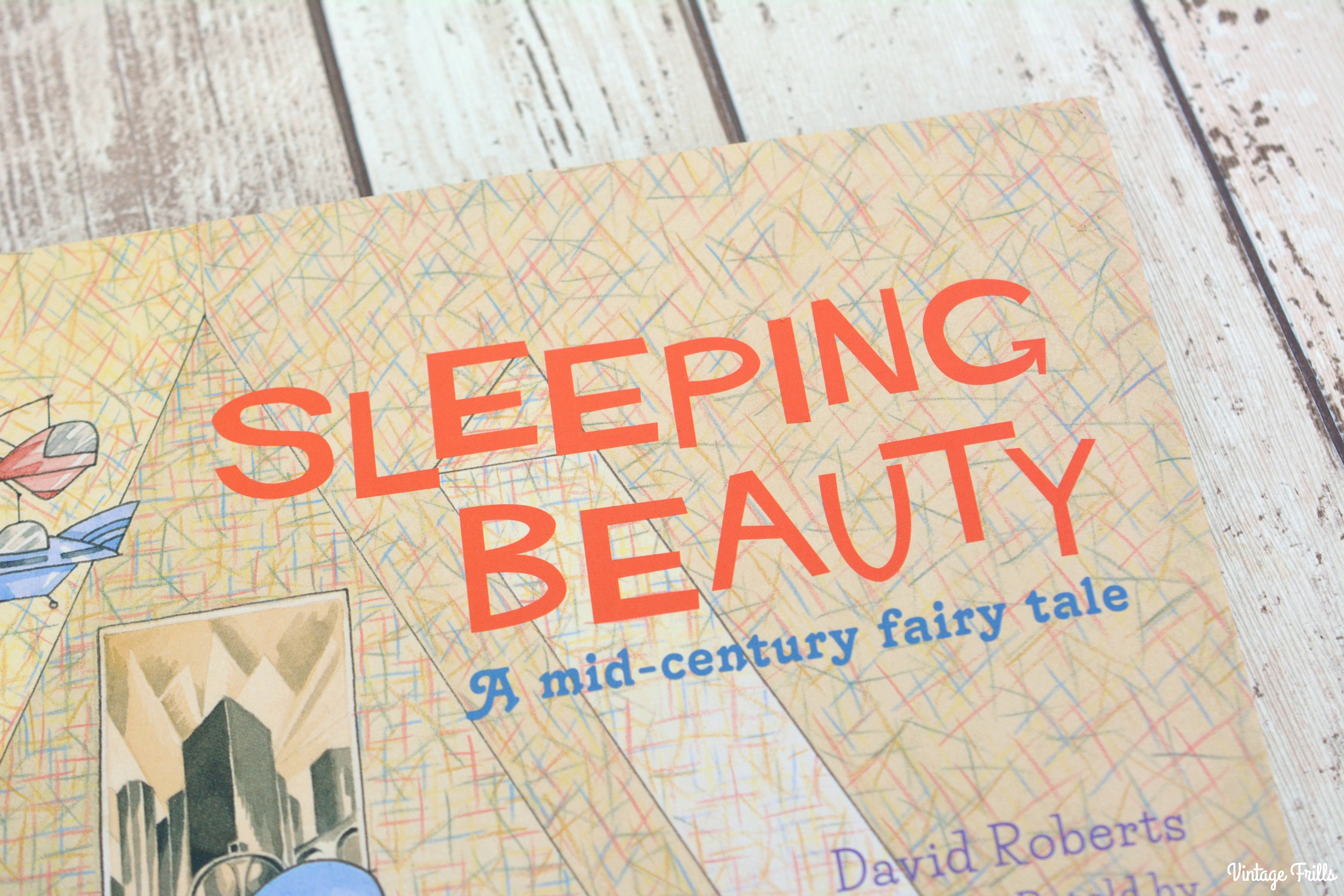 1950s Sleeping Beauty Book