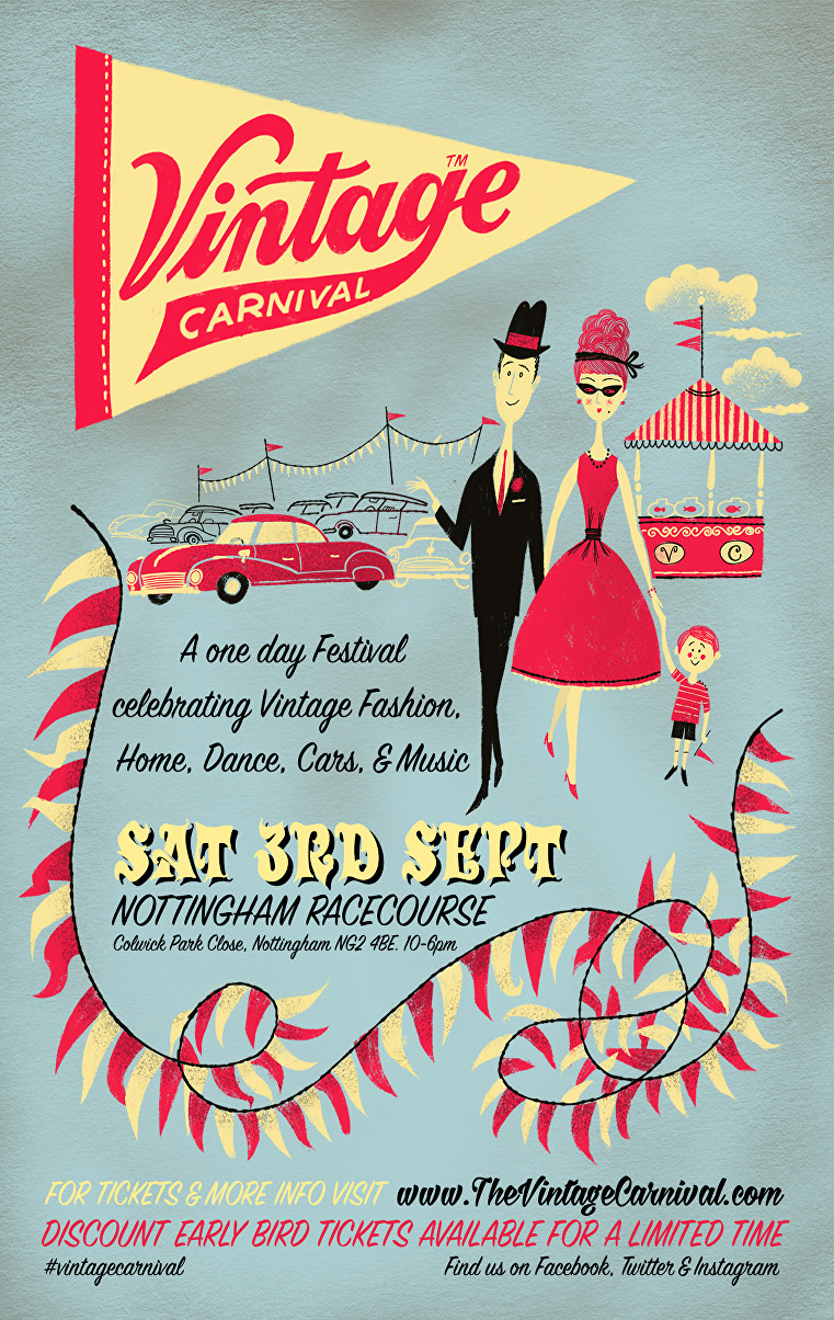 Win Two Tickets to The Vintage Carnival