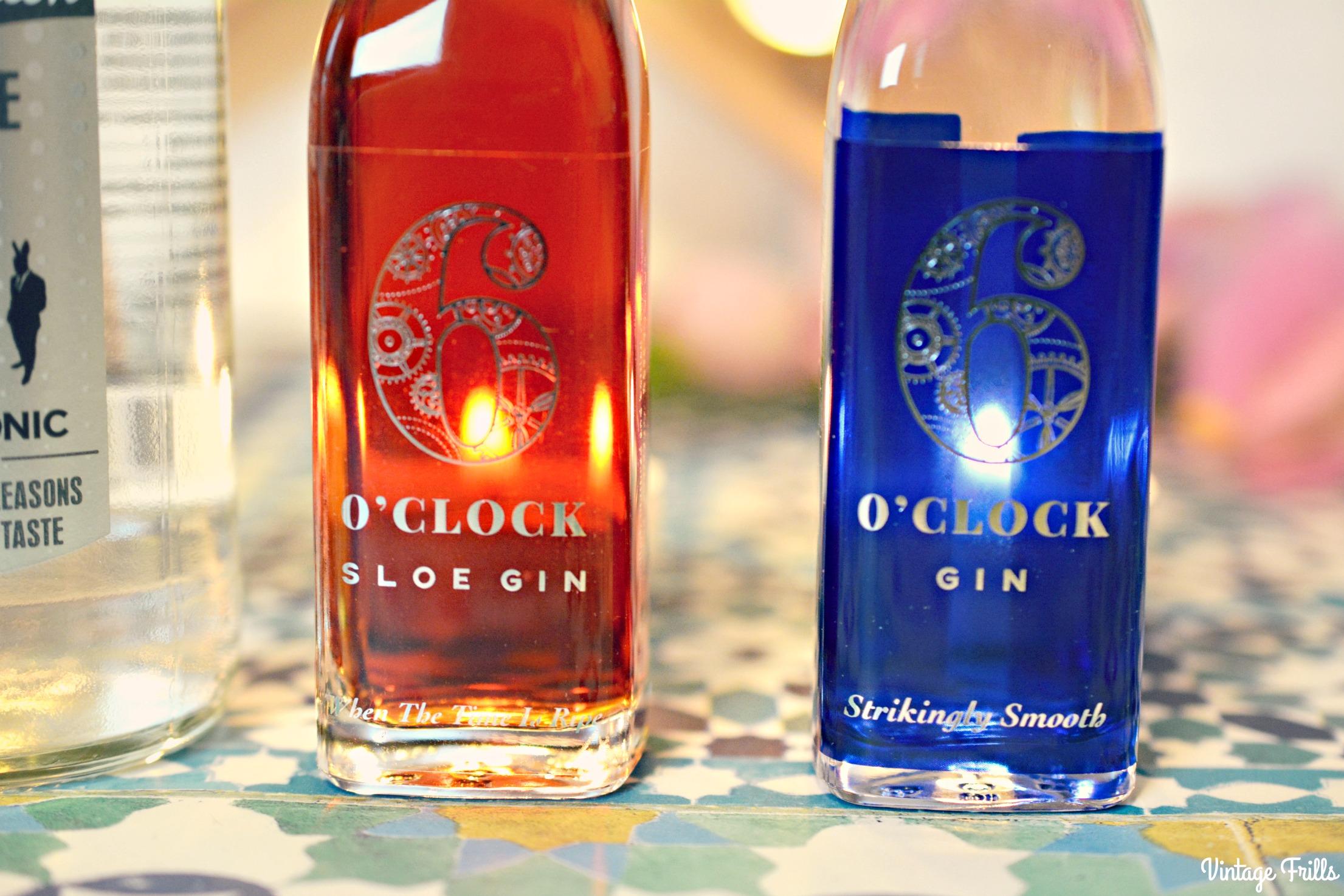 I Love Gin Box 6 O'Clock Gin