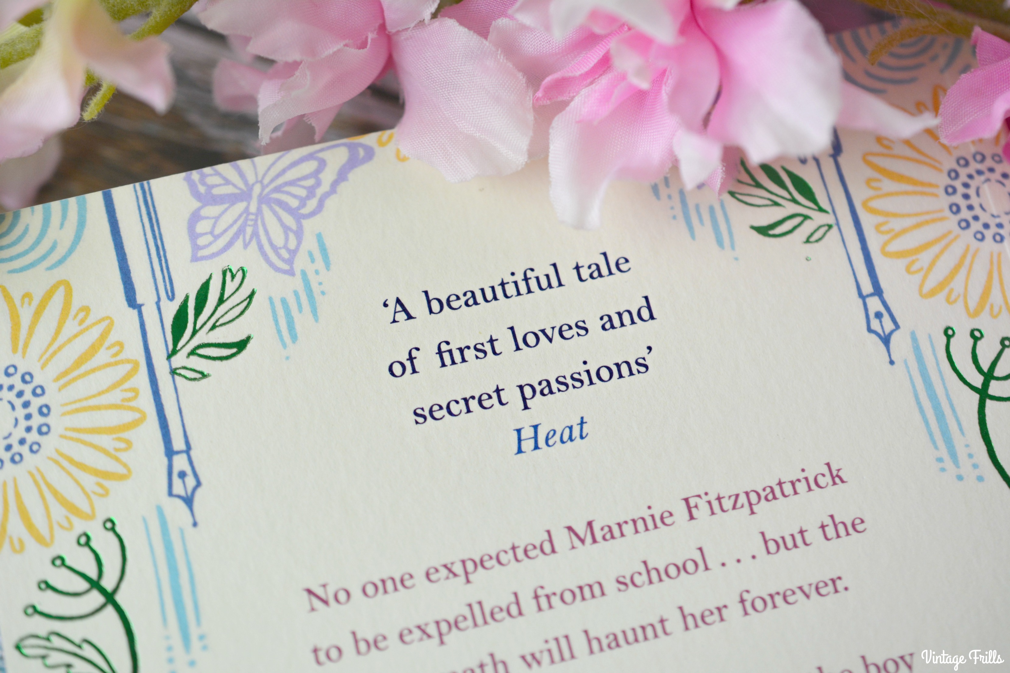 Love Notes For Freddie Book Review
