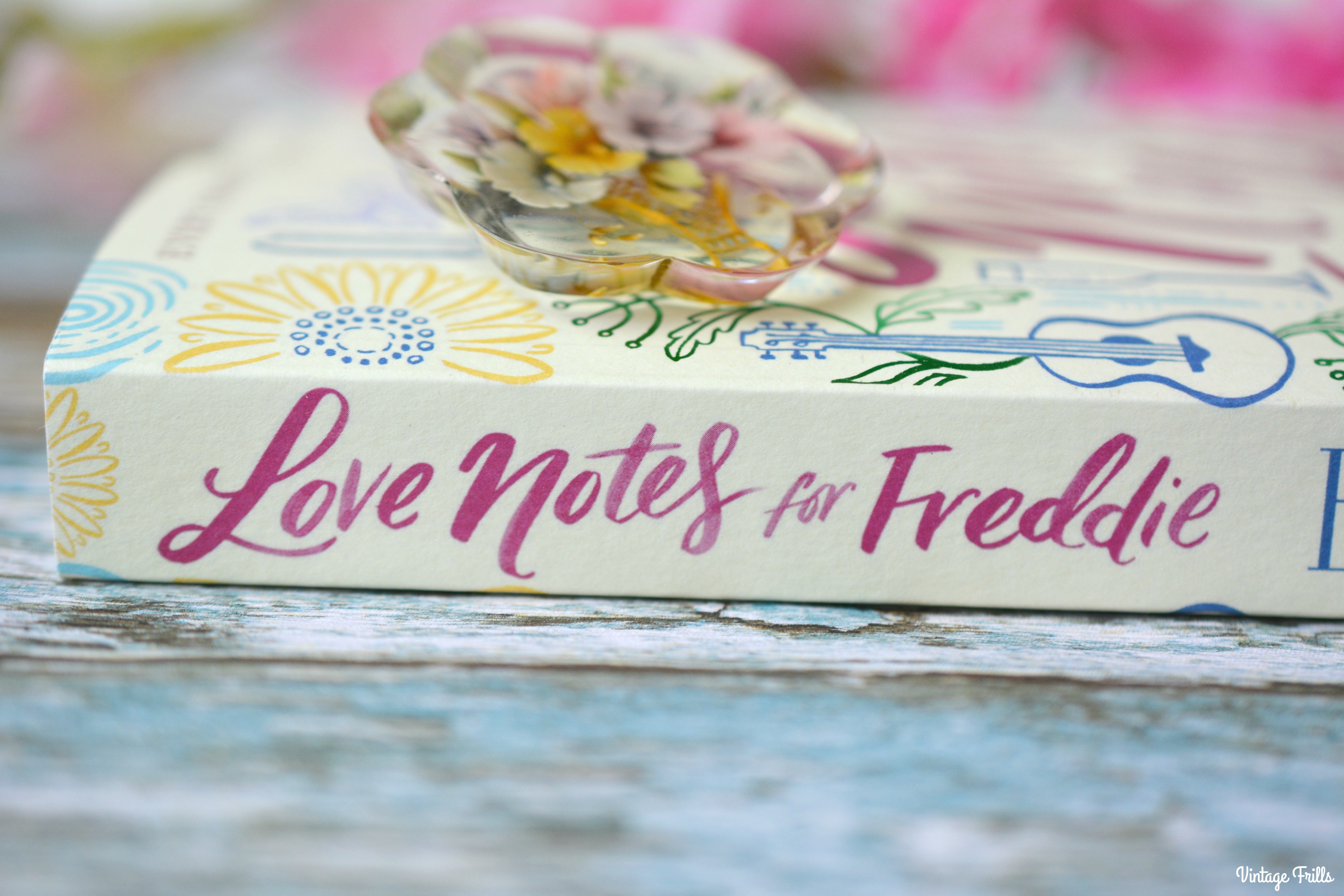 Love Notes For Freddie by Eva Rice Review