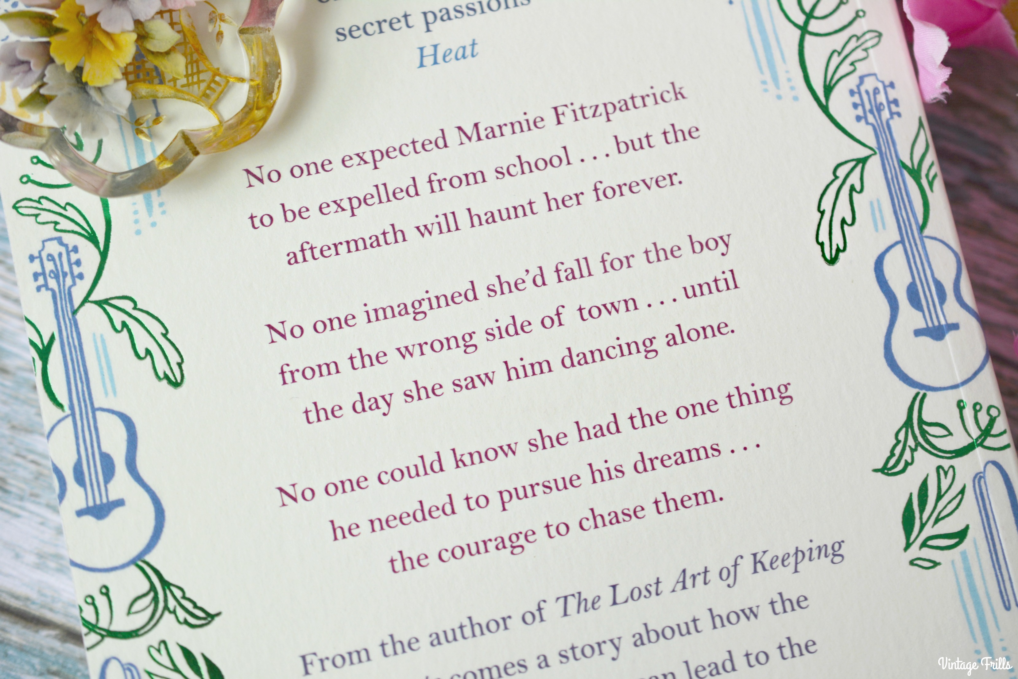 Review Love Notes for Freddie