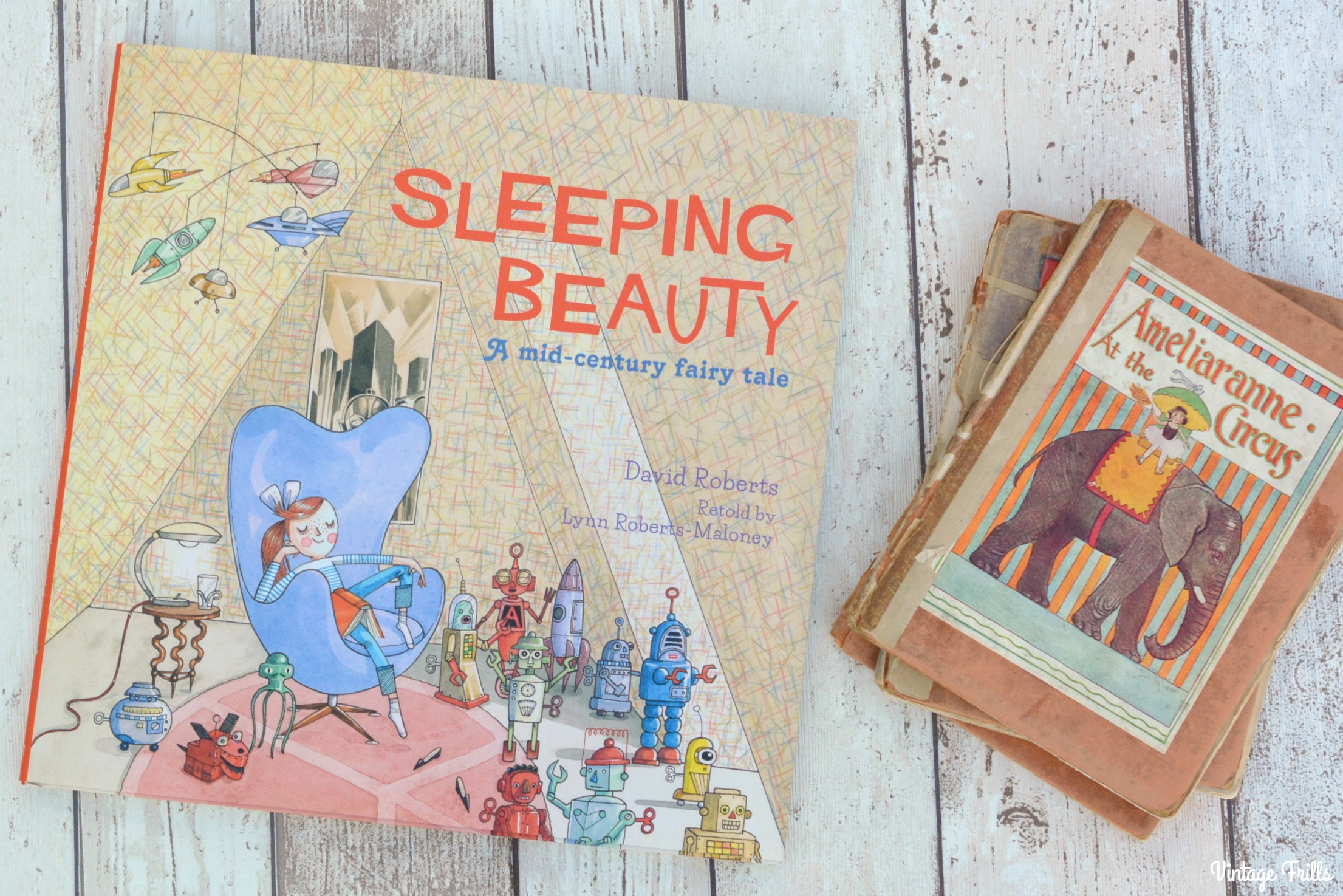 Book Review – Sleeping Beauty A Mid Century Fairytale
