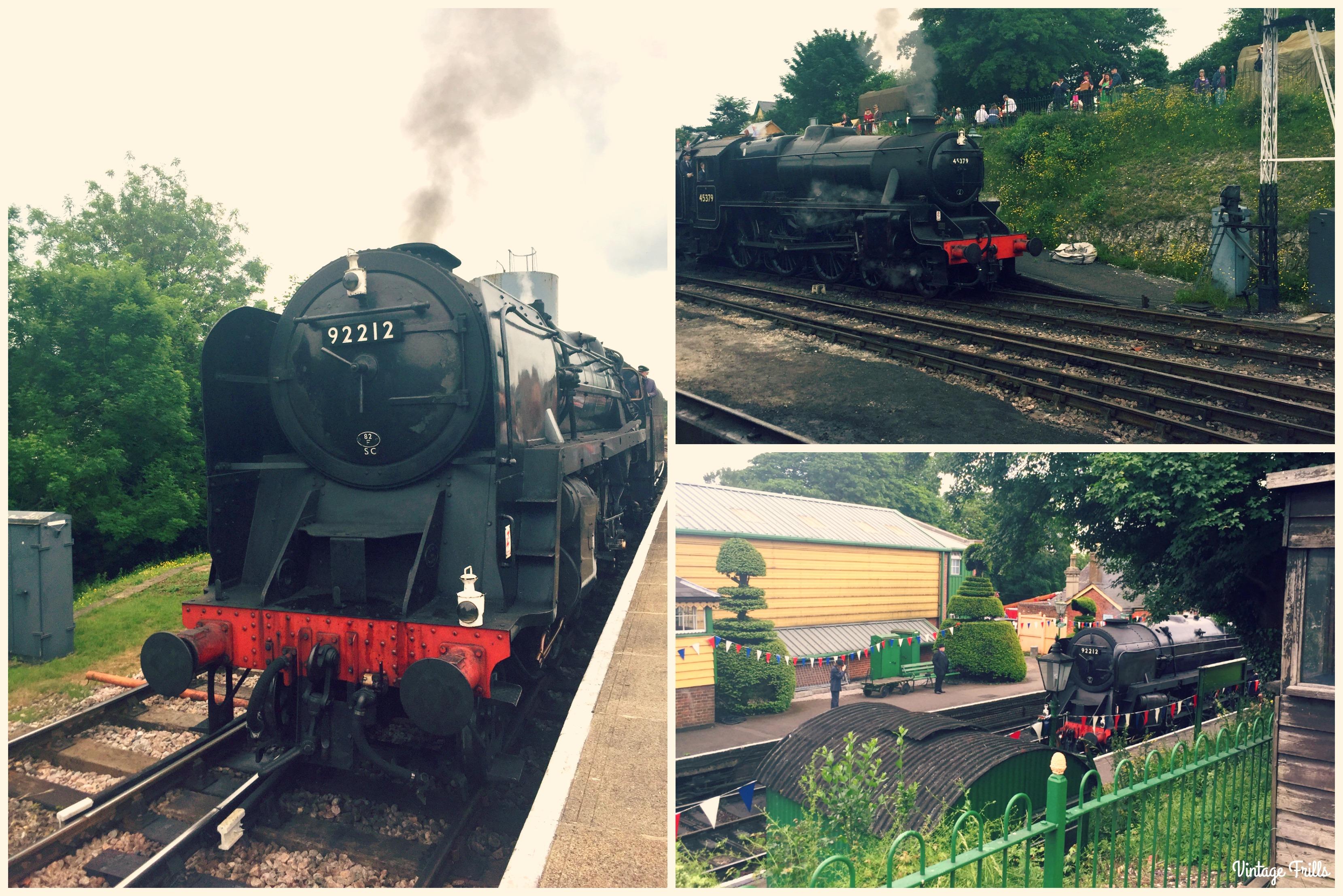 War on the line Steam Trains