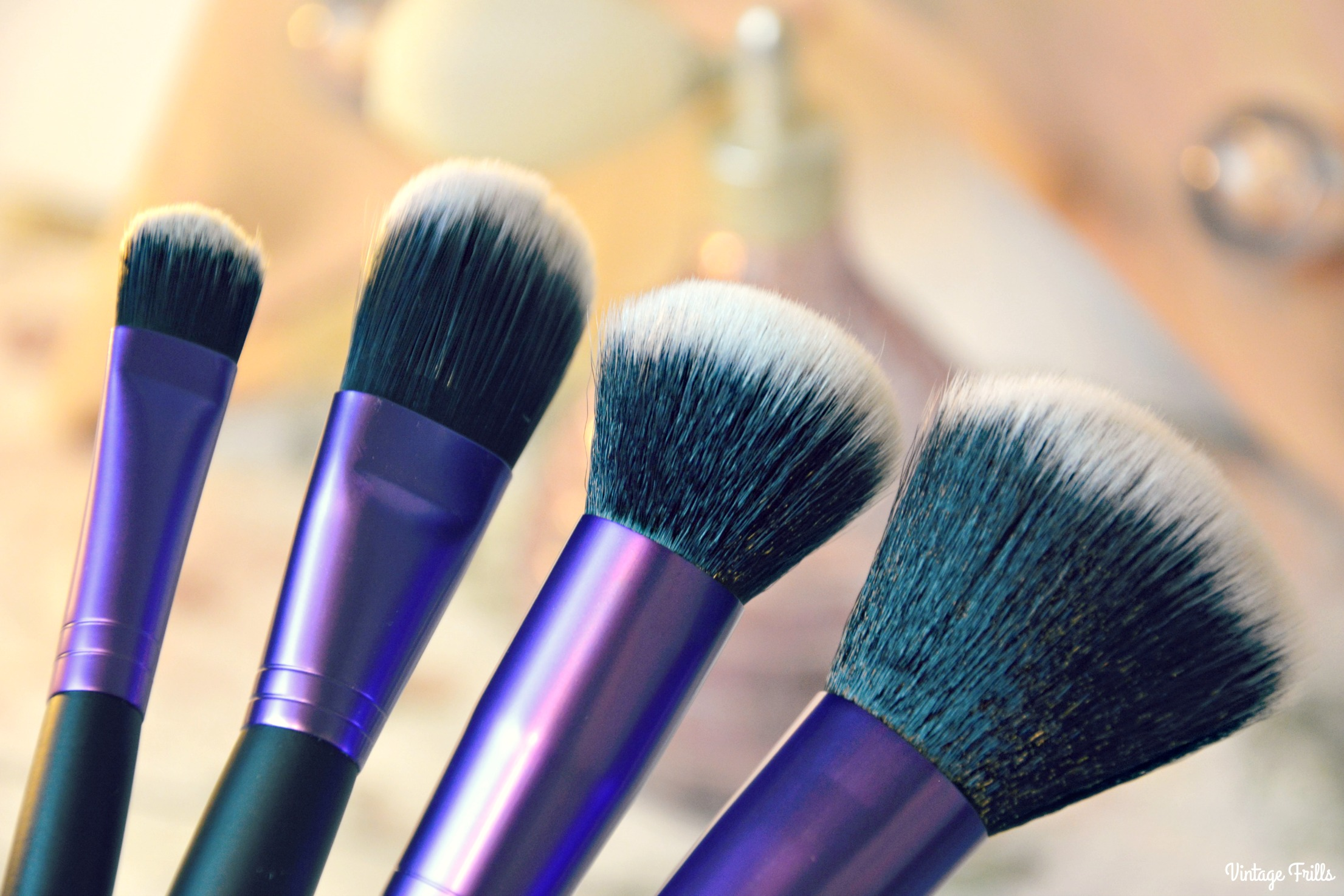 Brushworks Budget Friendly Make Up Brushes
