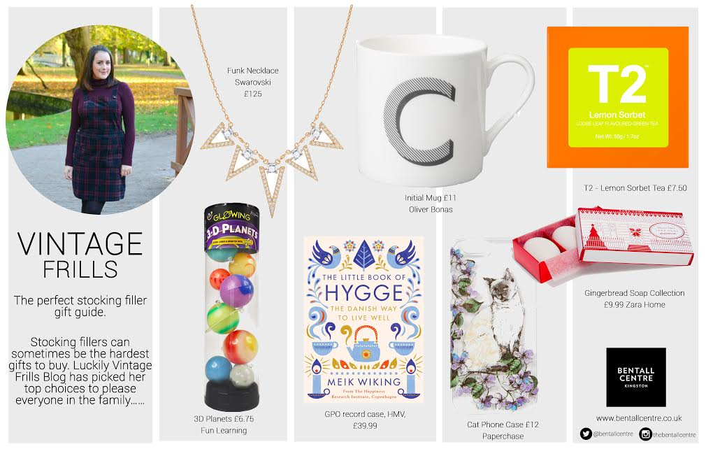 Blogmas Day 11 – Choosing Stocking Fillers at the Bentall Centre