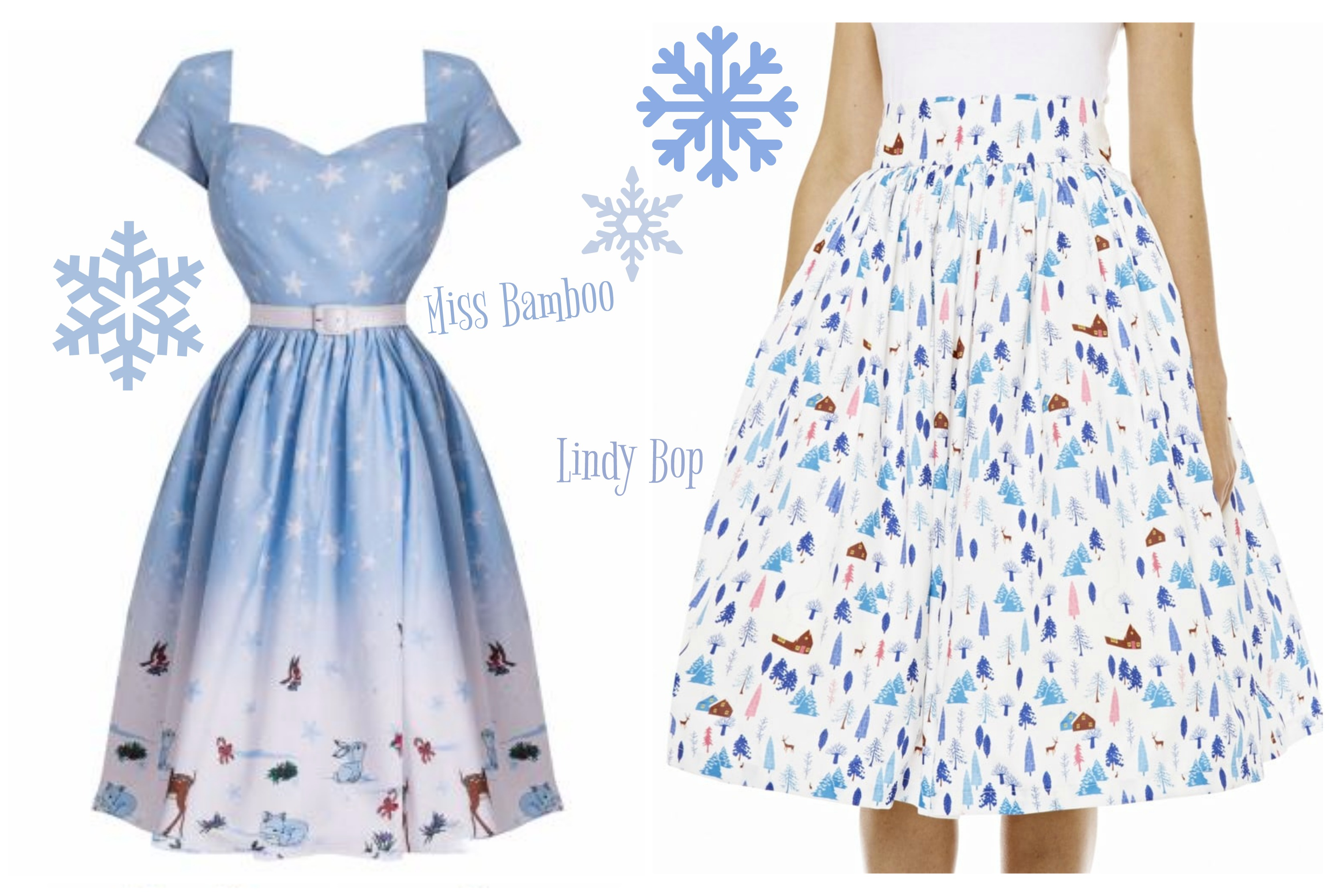 blue-christmas-dress