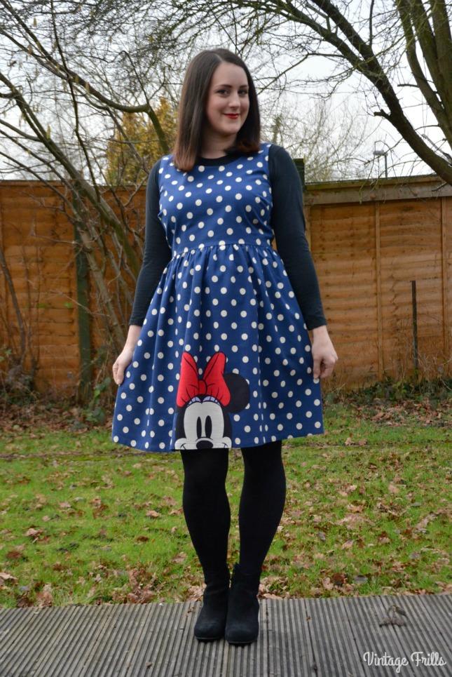 Disney Mini Mouse Cath Kidston Dress