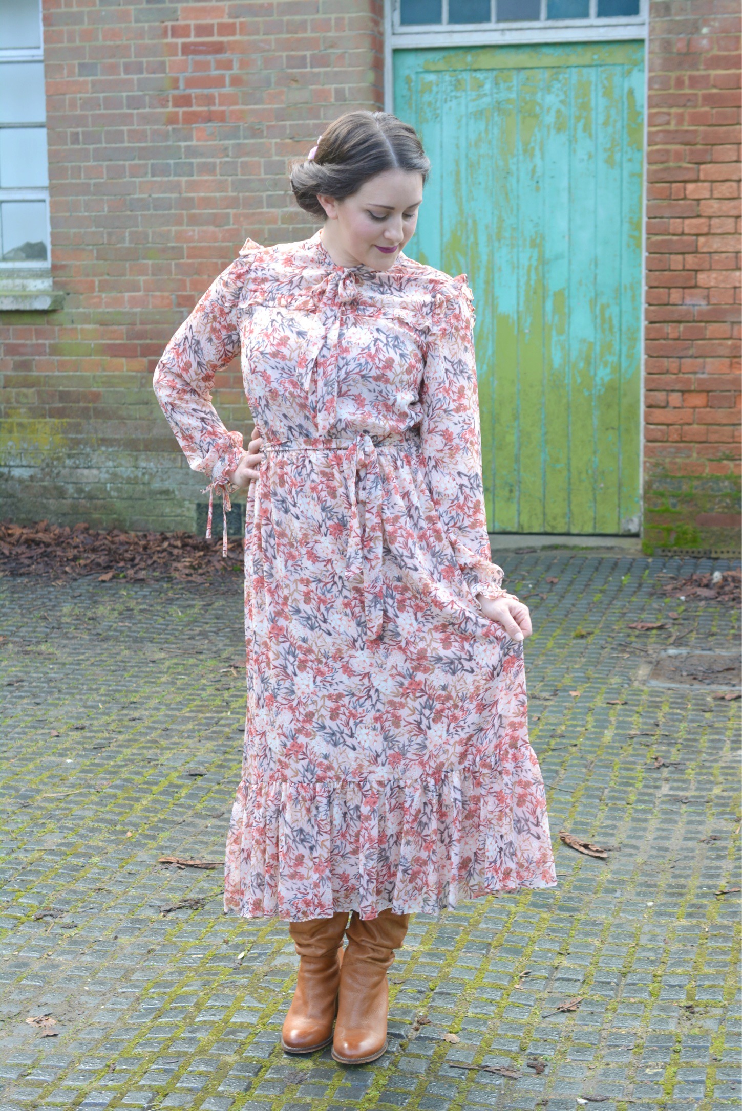 Returning To The 70s For Spring With Laura Ashley
