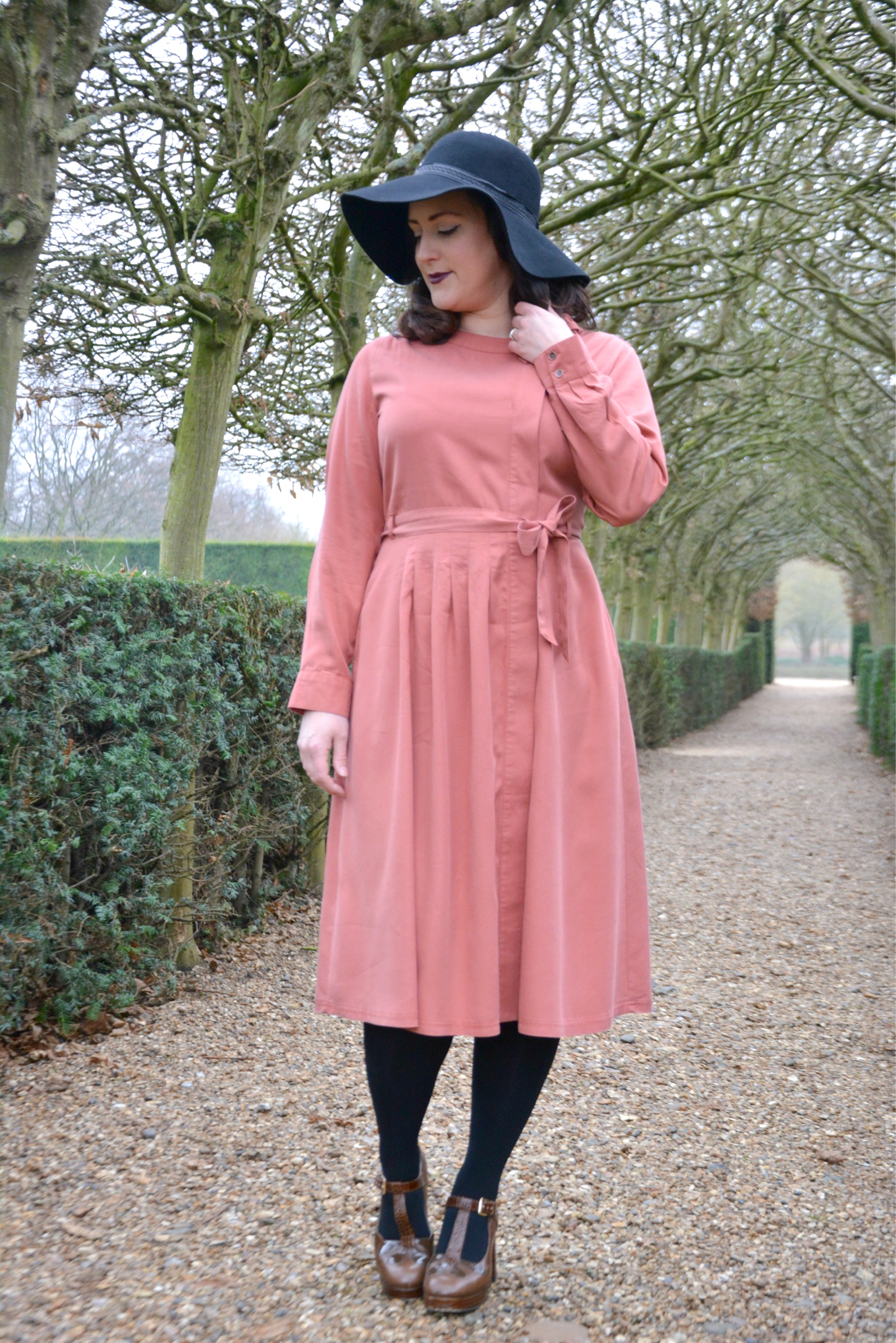 The Perfect Pink Dress for Spring with Laura Ashley