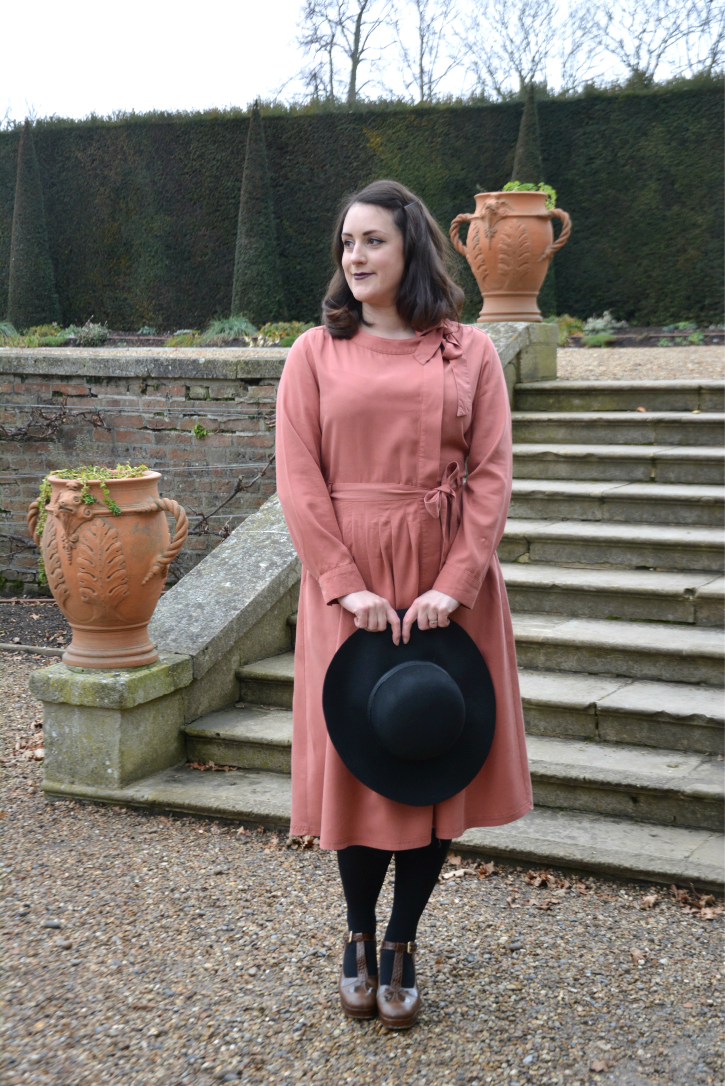 Laura Ashley Pink Dress 4