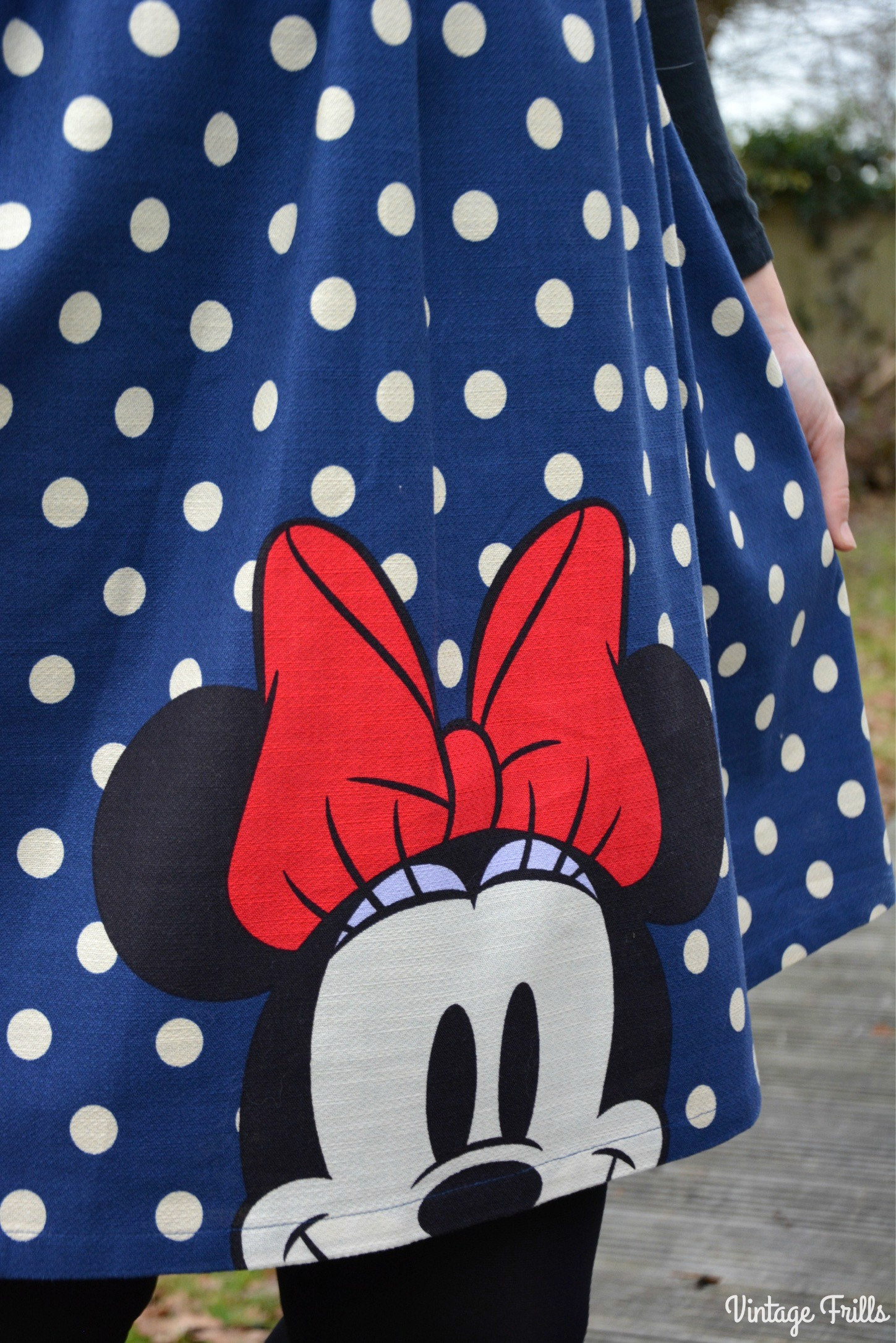 Minnie Mouse Cath Kidston Dress