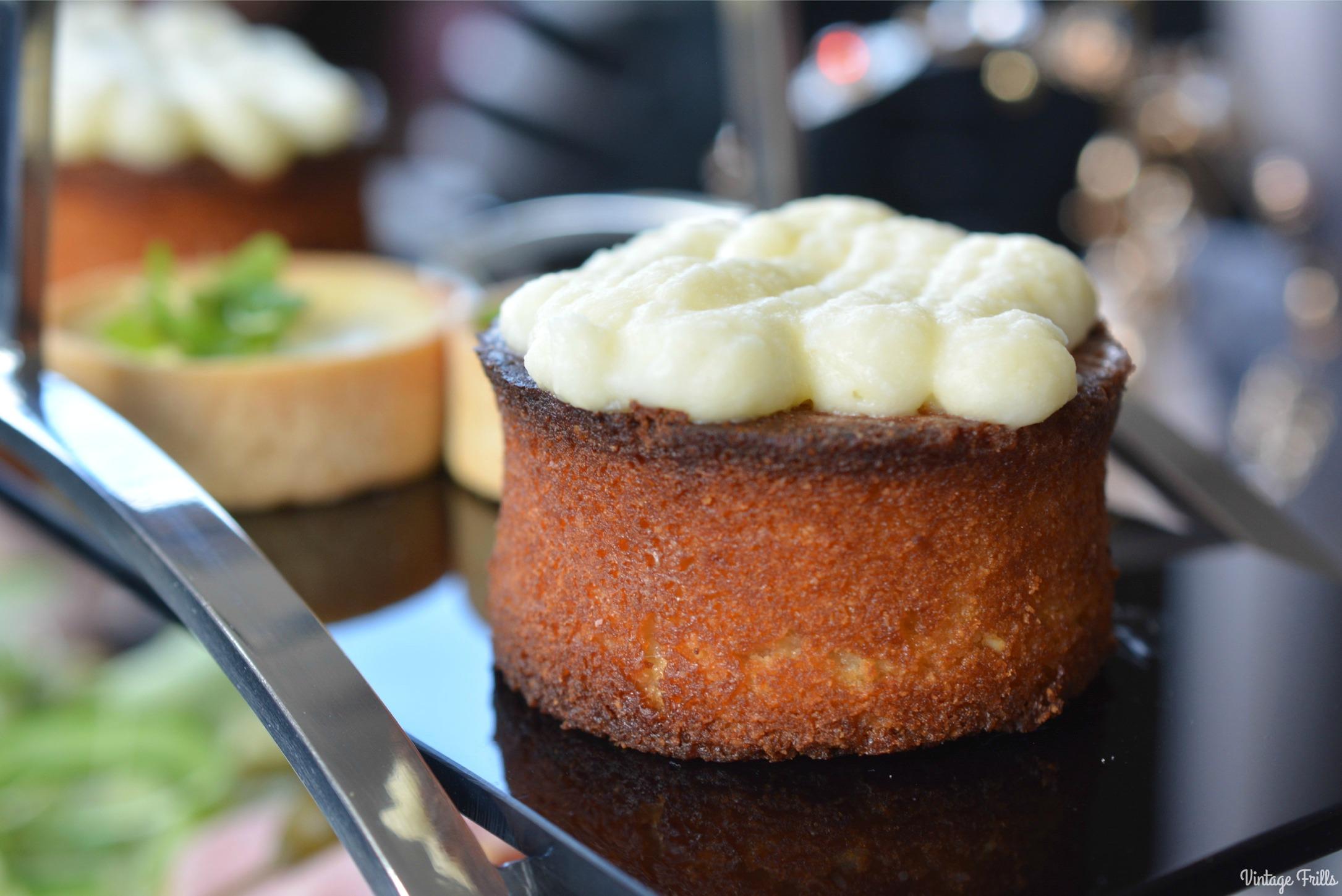 York and Albany Lemon Cake