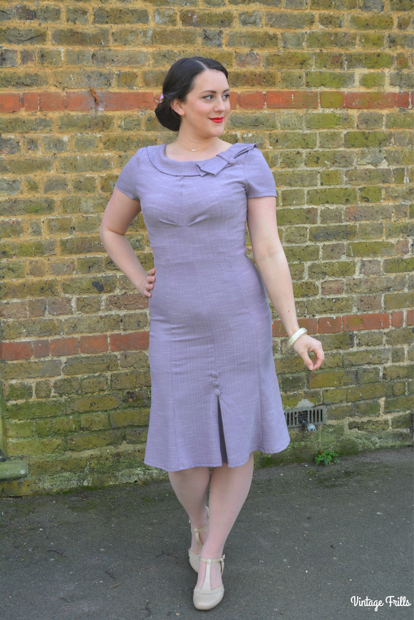 Voodoo Vixen Gabriela Wiggle Dress Review