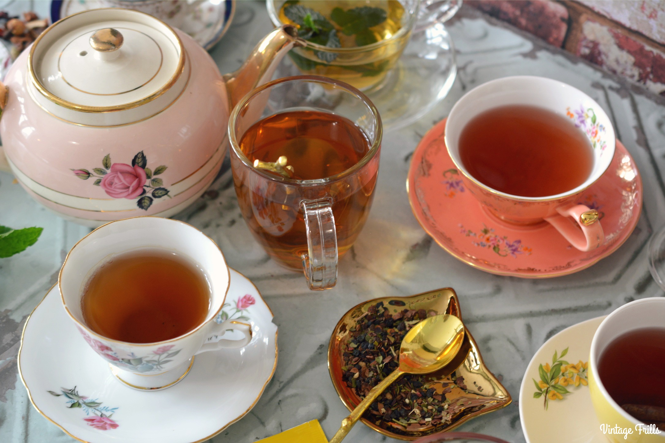 My Favourite Teas for #NationalTeaDay