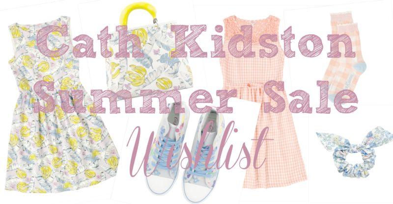 My Cath Kidston Sale Wishlist