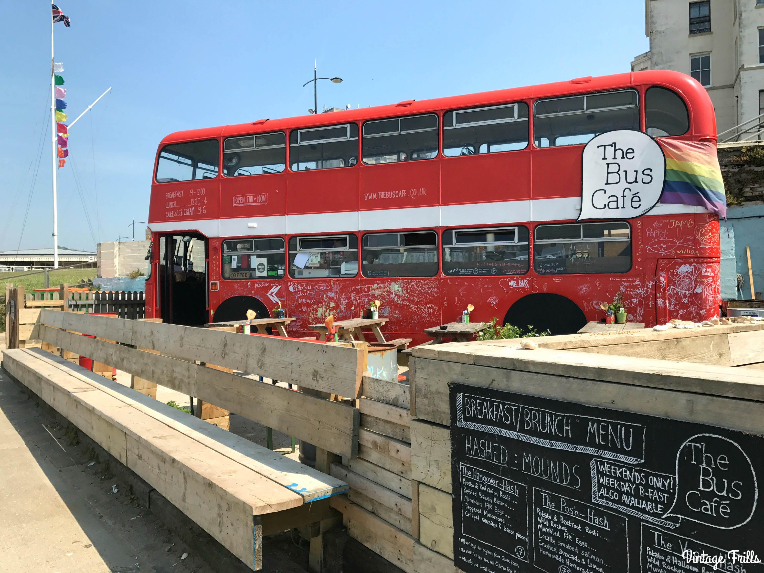 The Bus Cafe Margate Review