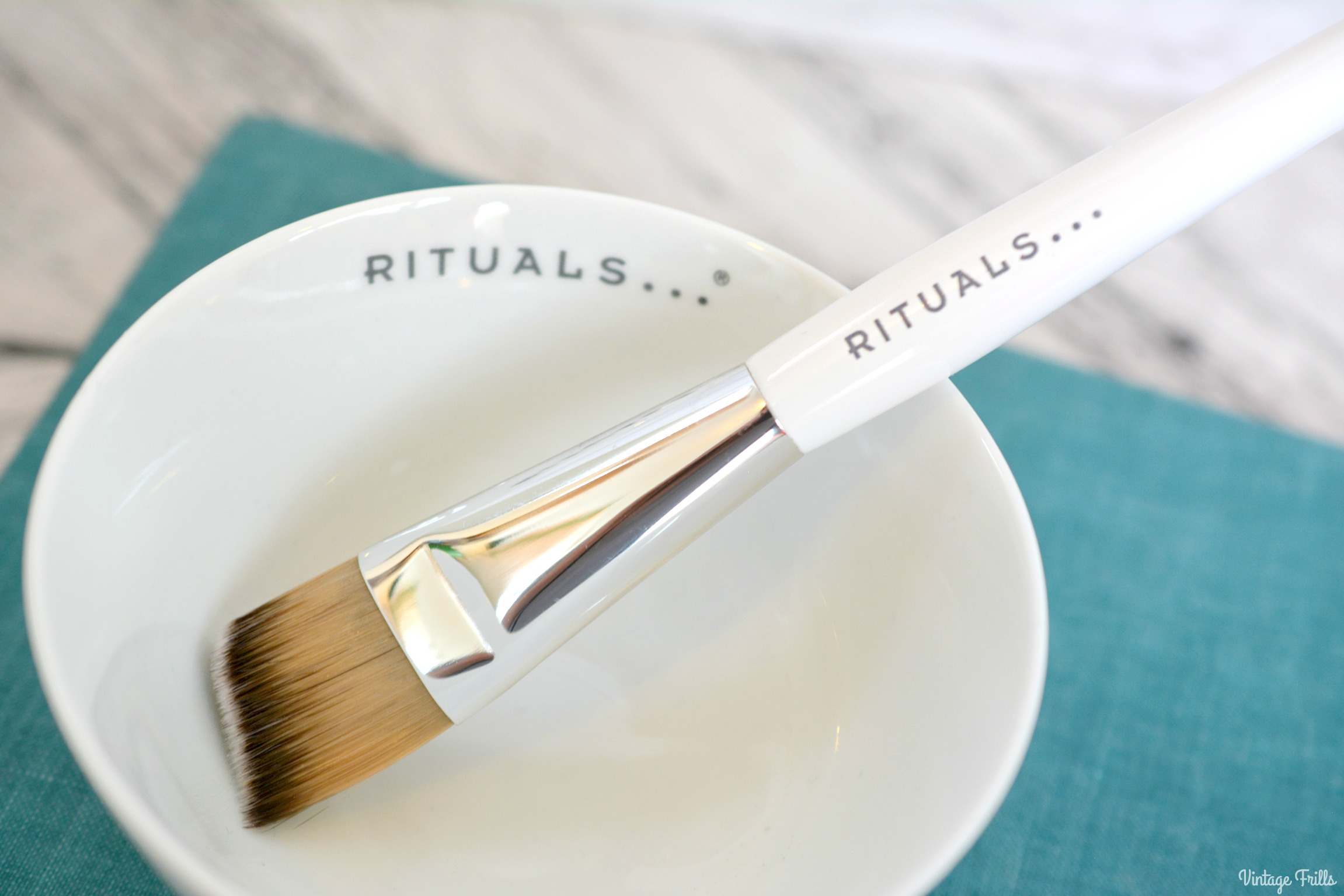 February 2018 Beauty Favourites | Rituals Wonder Mask