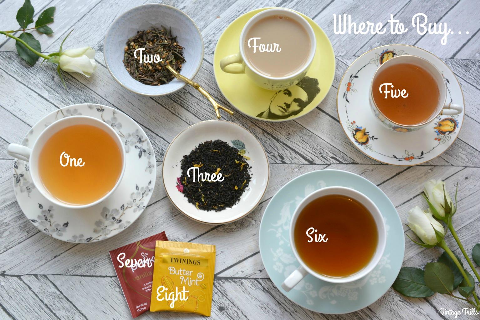 Favourite Tea