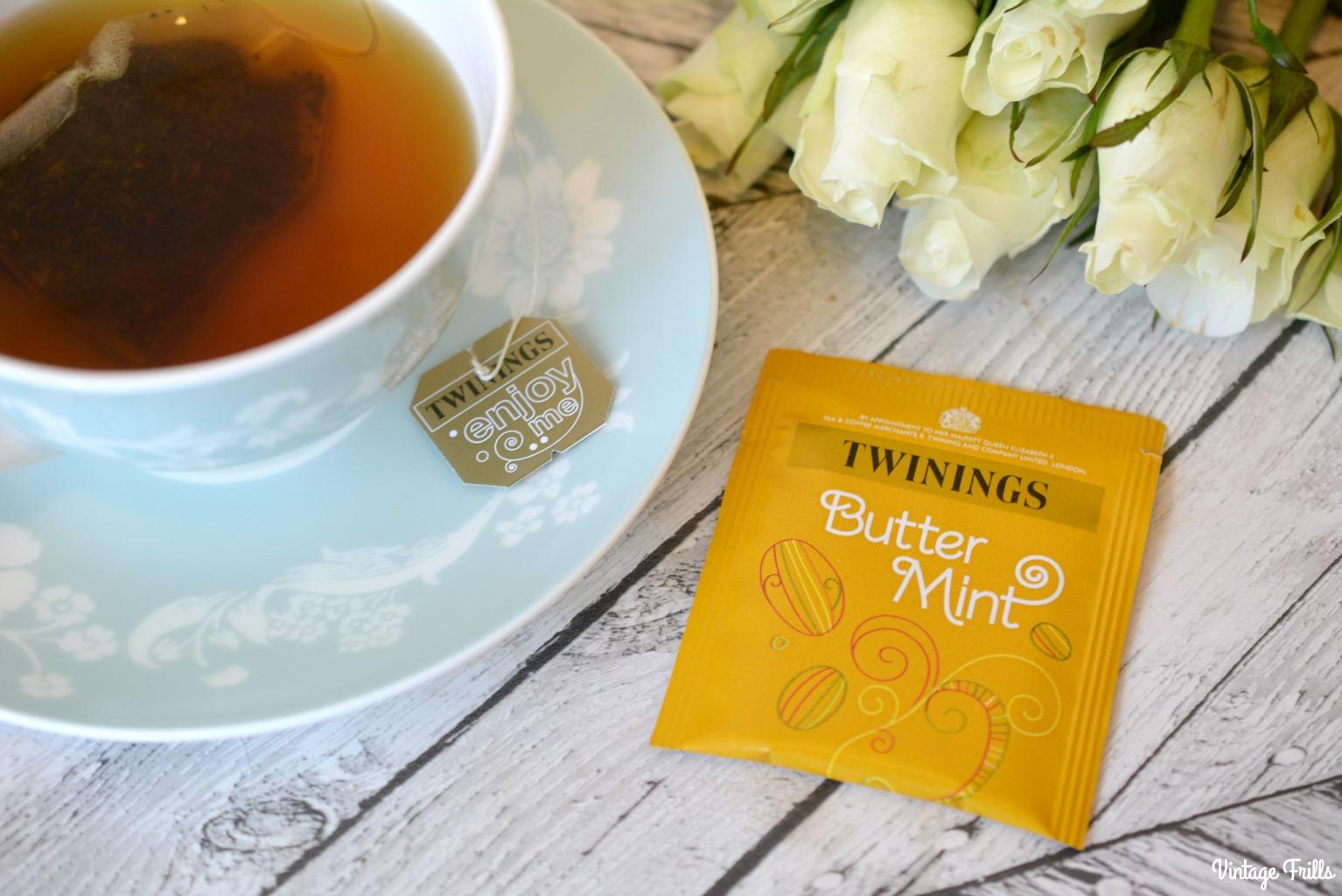 Favourite Tea - Twinings Butter Mint