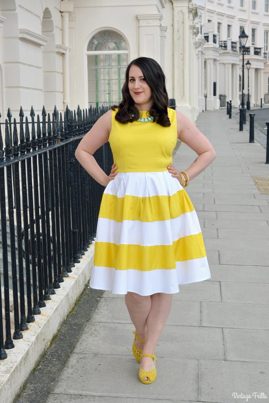 I'm Always Happy in Yellow #OOTD