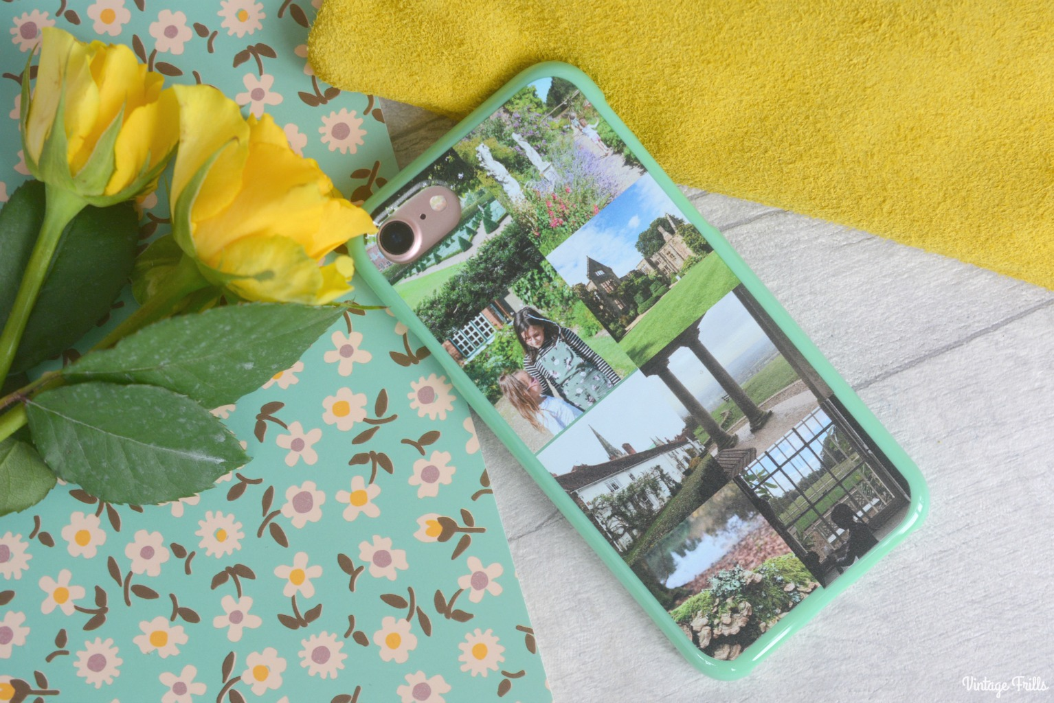 Creating a Personalised Phone Case with my Favourite Instagram Pics